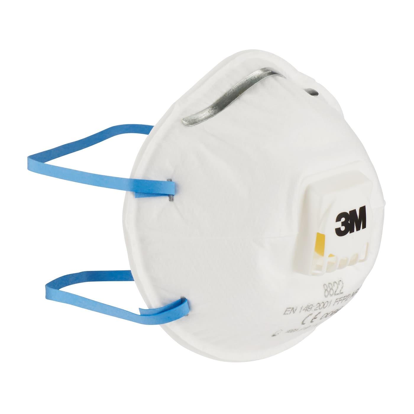 3M Arbeitsschutz FFP2 Maske für Elektrowerkzeugarbeiten ...