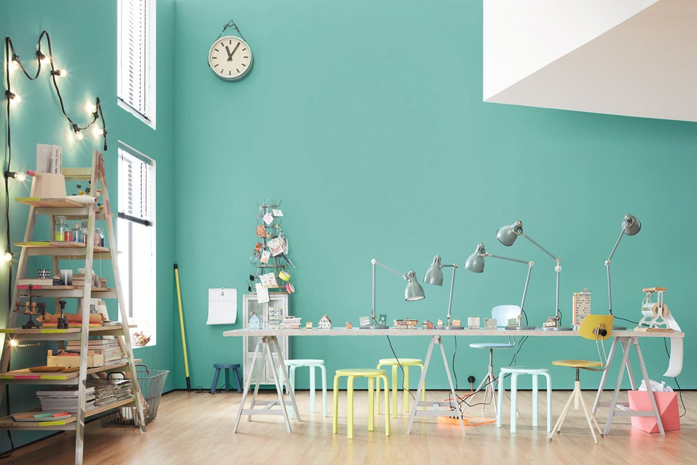 sch ner wohnen trend wandfarbe matt 1 ltr frozen migros. Black Bedroom Furniture Sets. Home Design Ideas