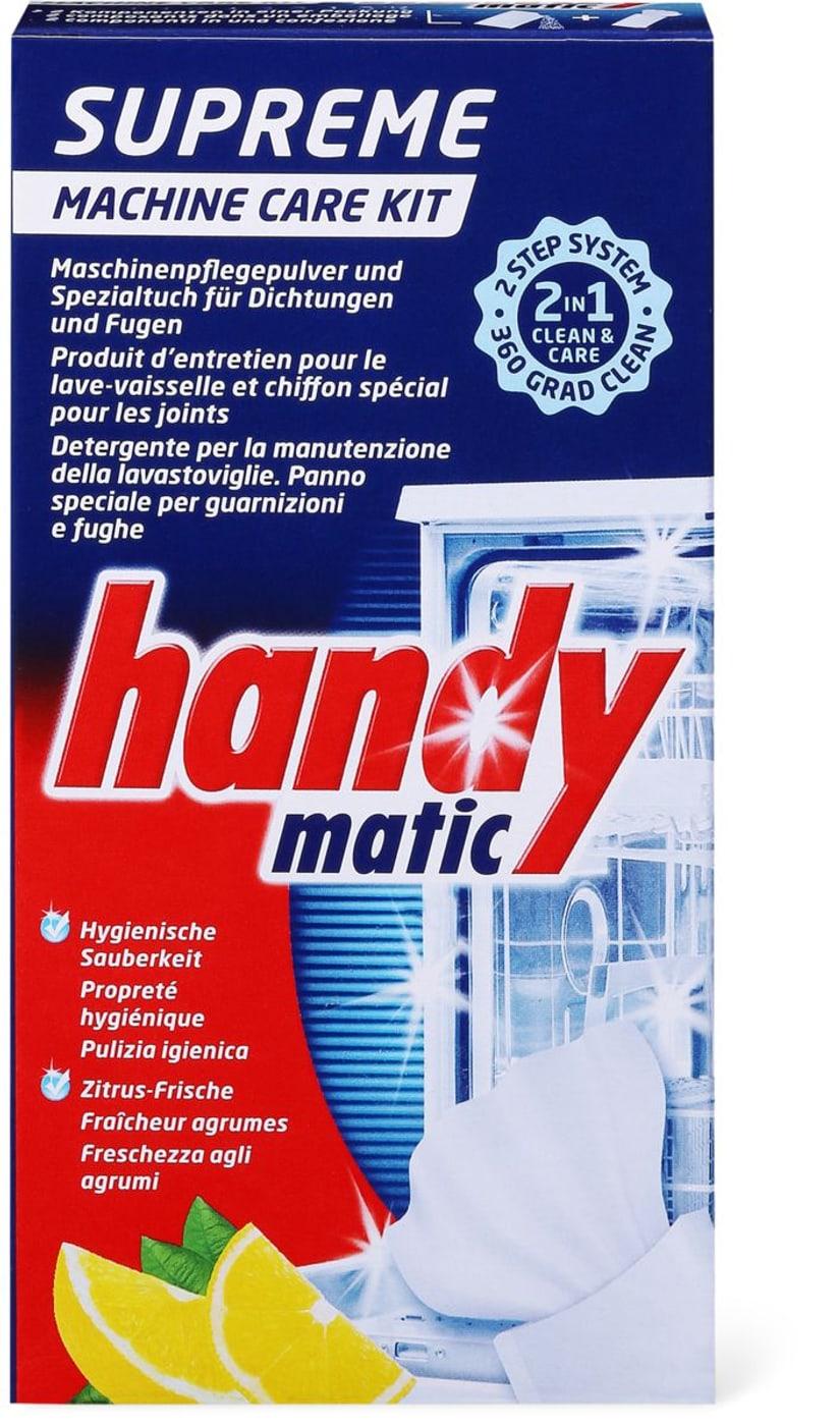 Entretien Du Lave Vaisselle handymatic