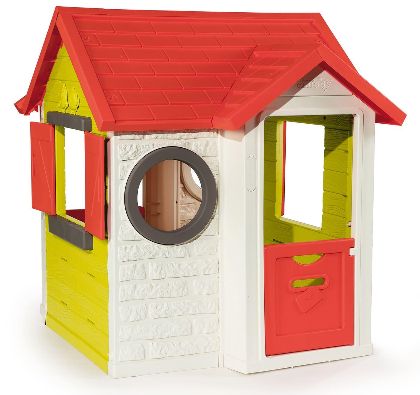 spielhaus mein haus migros. Black Bedroom Furniture Sets. Home Design Ideas