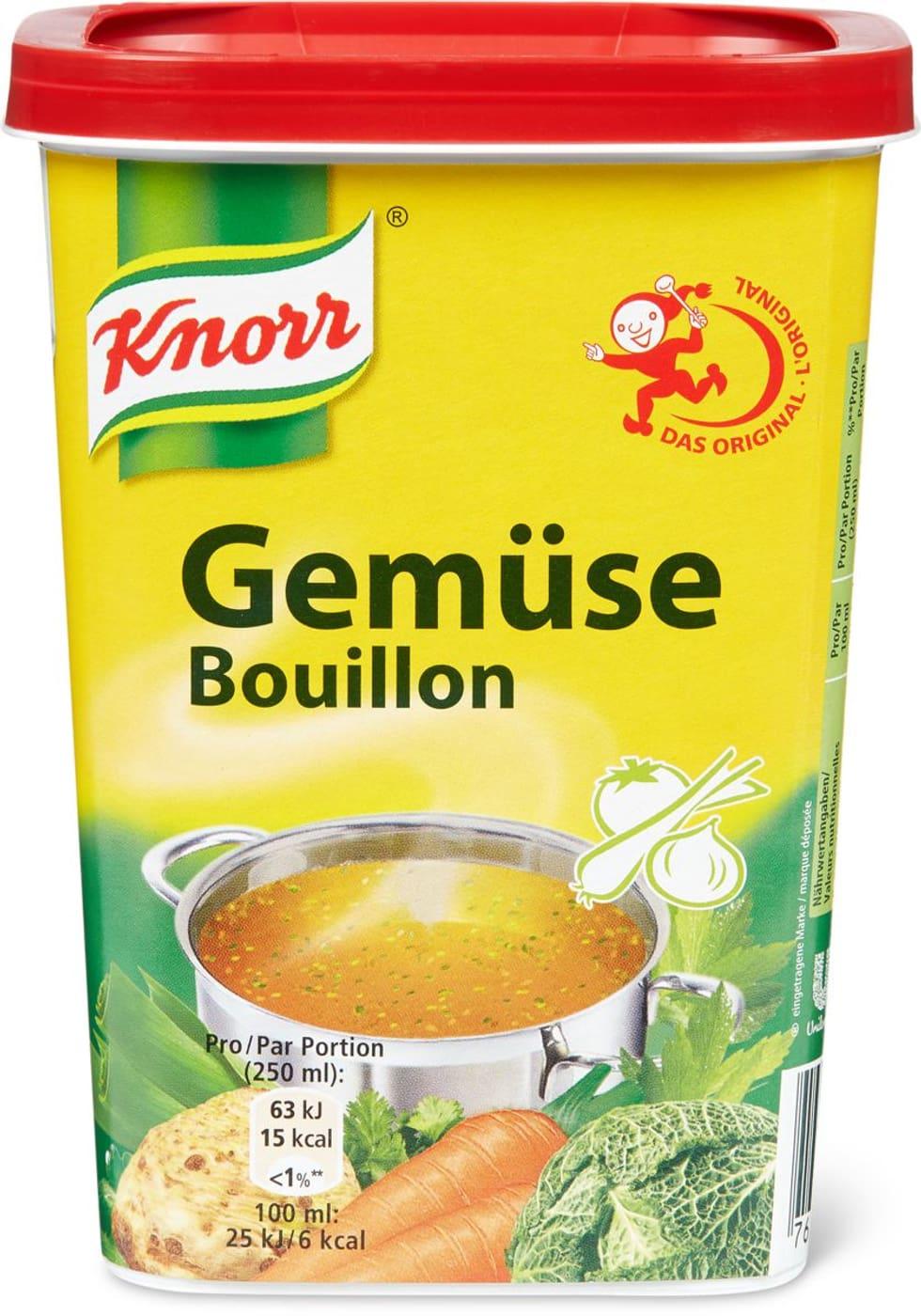 Knorr Gemüse Bouillon