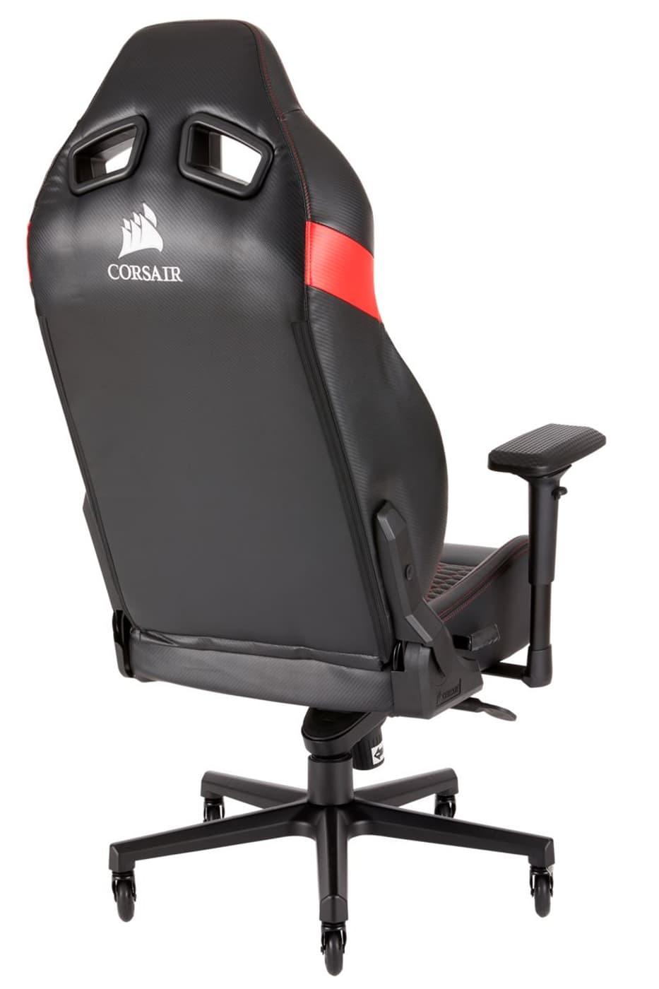 ROAD WARRIOR gaming Corsair rouge Fauteuil T2 luJ35TFK1c