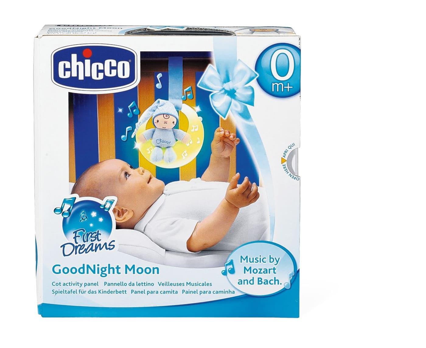 Chicco Musikalisches Mondlicht blau