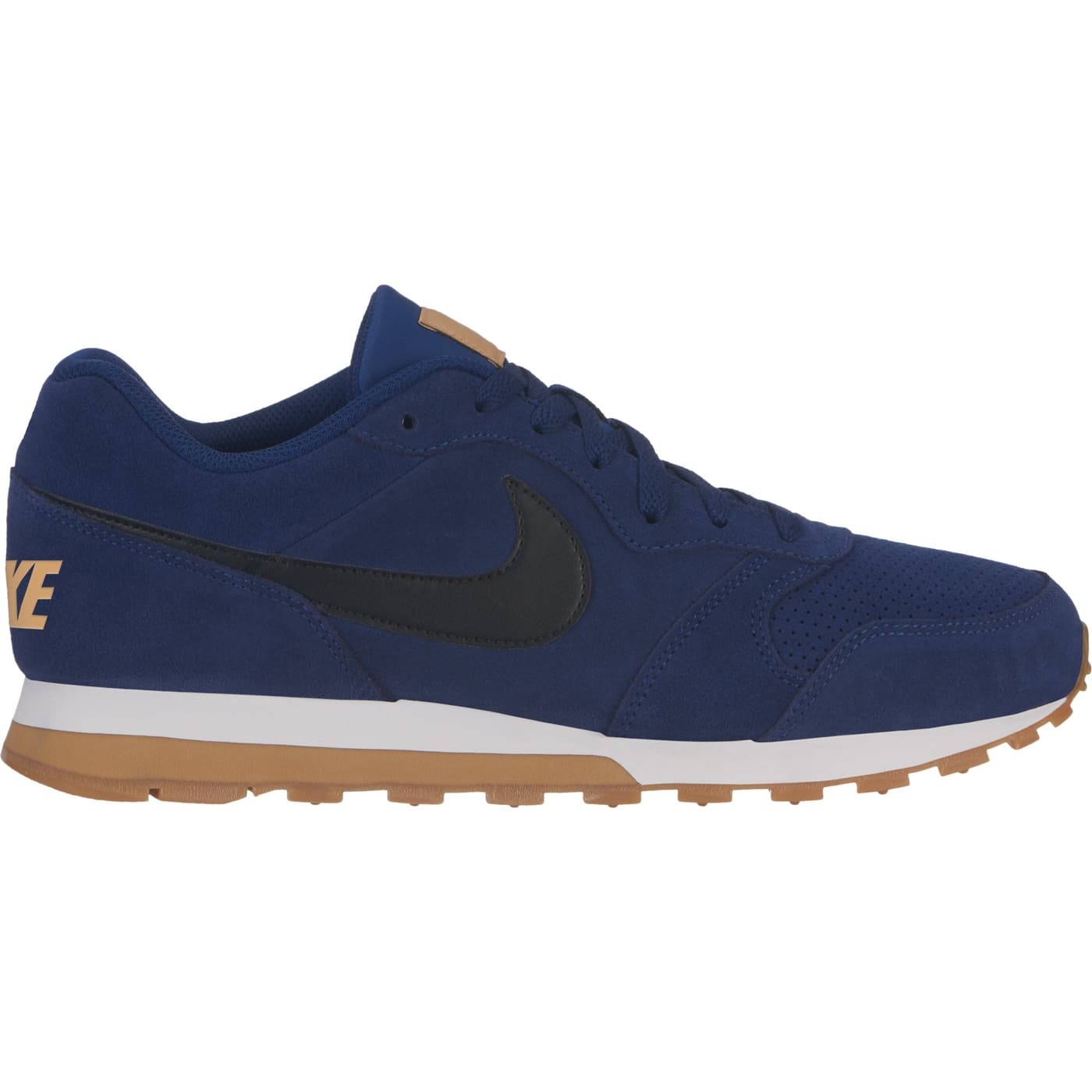 the latest e7cb1 0a833 Nike MD Runner 2 Suede Chaussures de loisirs pour homme ...