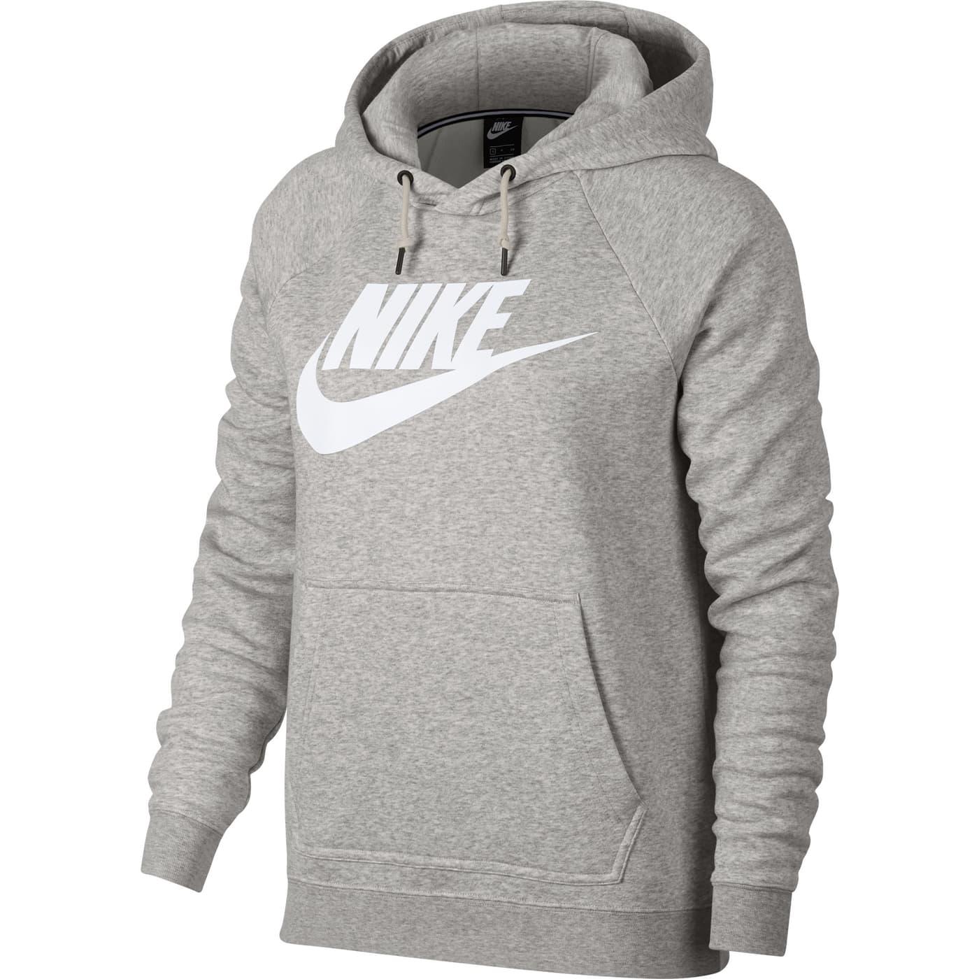 Nike Women Sportswear Rally Hoodie HBR Sweat shirt à capuche pour femme