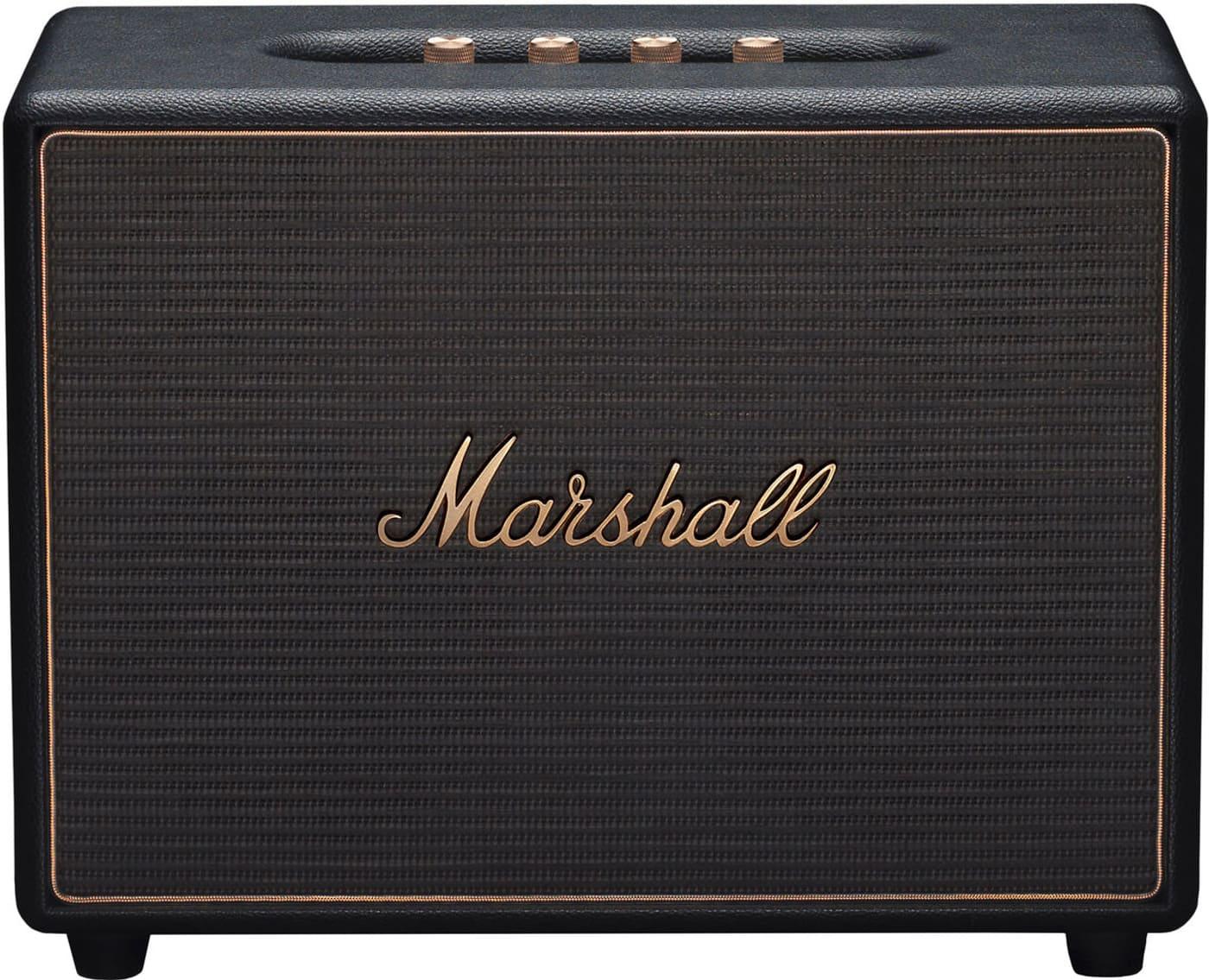 Marshall Woburn - Schwarz Multiroom Lautsprecher ... 9d6f824064294