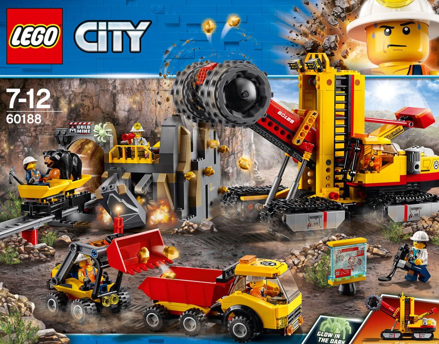 Lego city 60188 migros - Image lego city ...