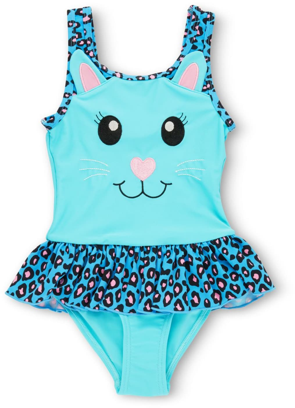 e93a1a32473c Costume da bagno per bambina turchese | Migros