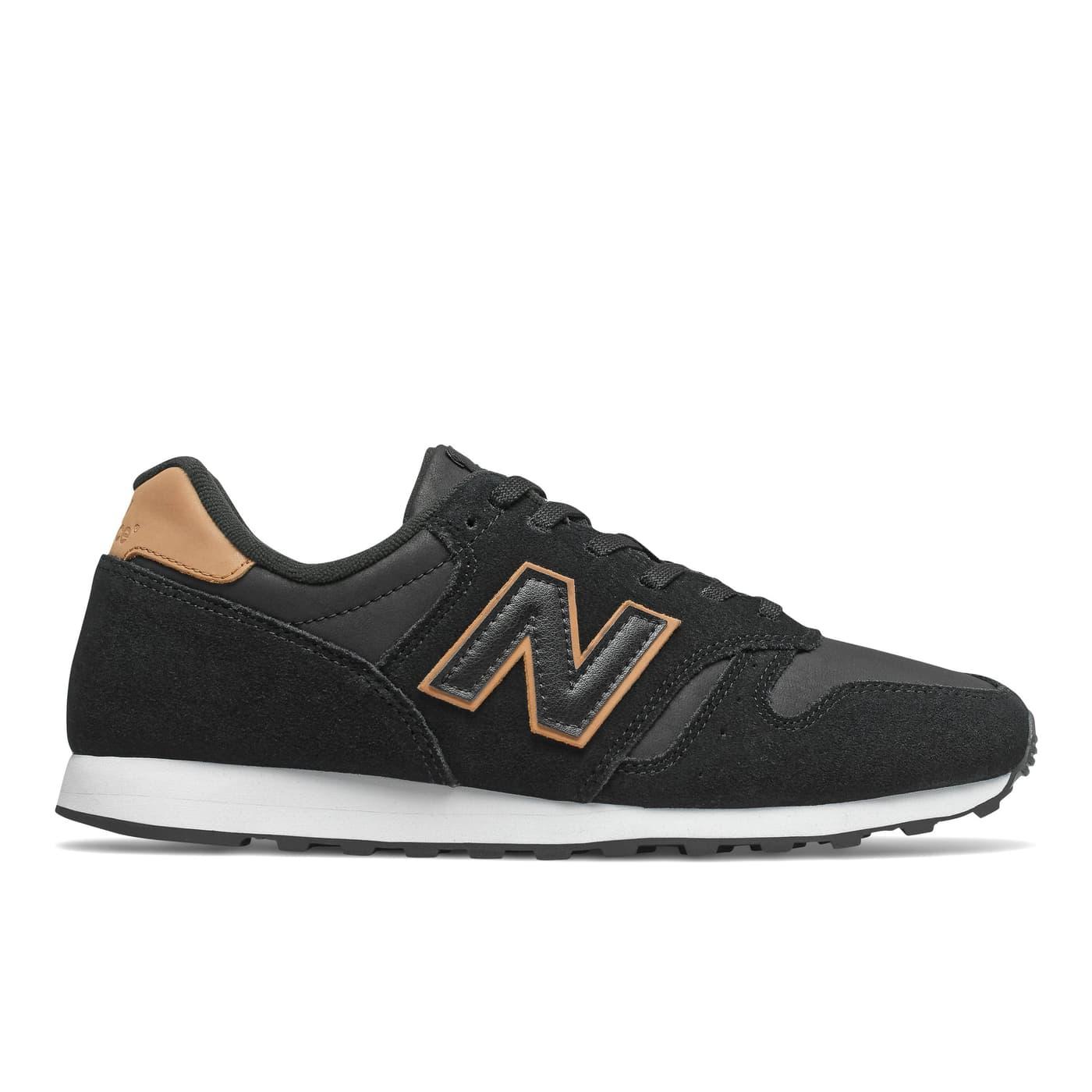 new balance 373 uomo nere