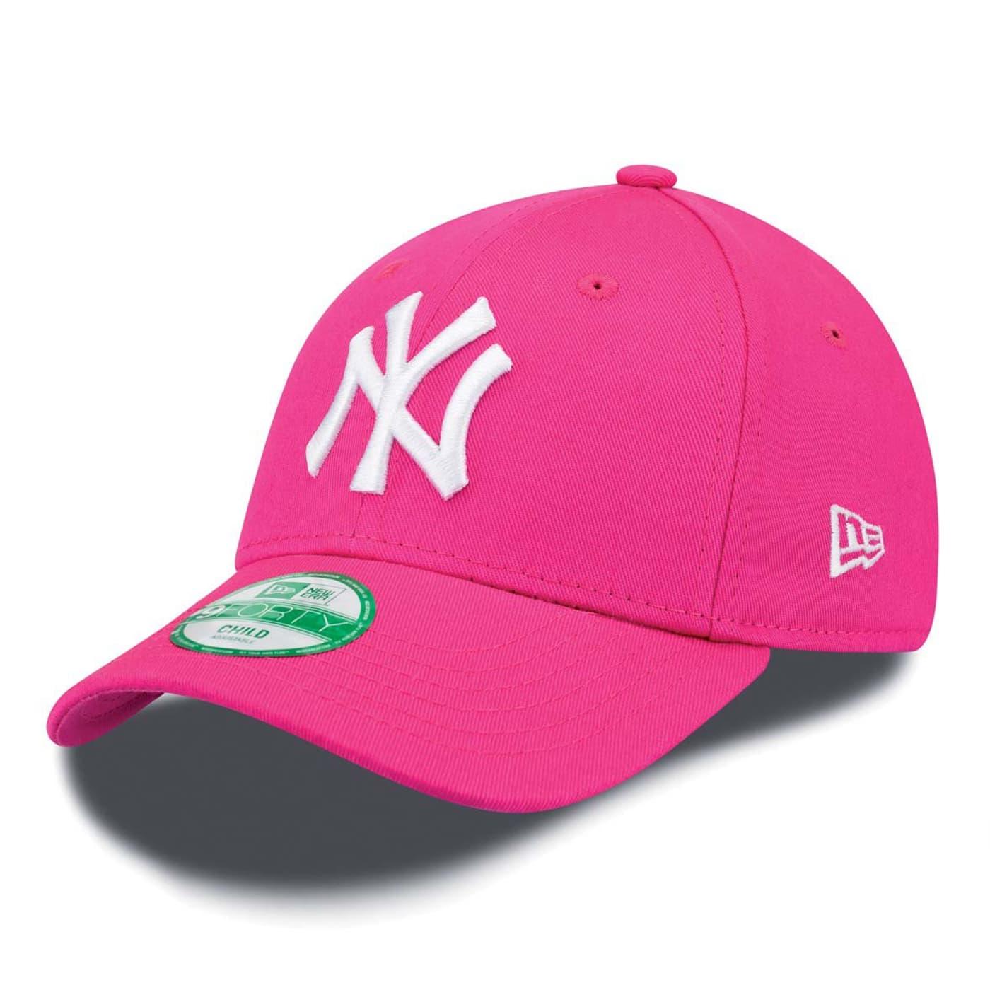 New Era 9Forty Kinder Trucker Cap NY Yankees dark camo