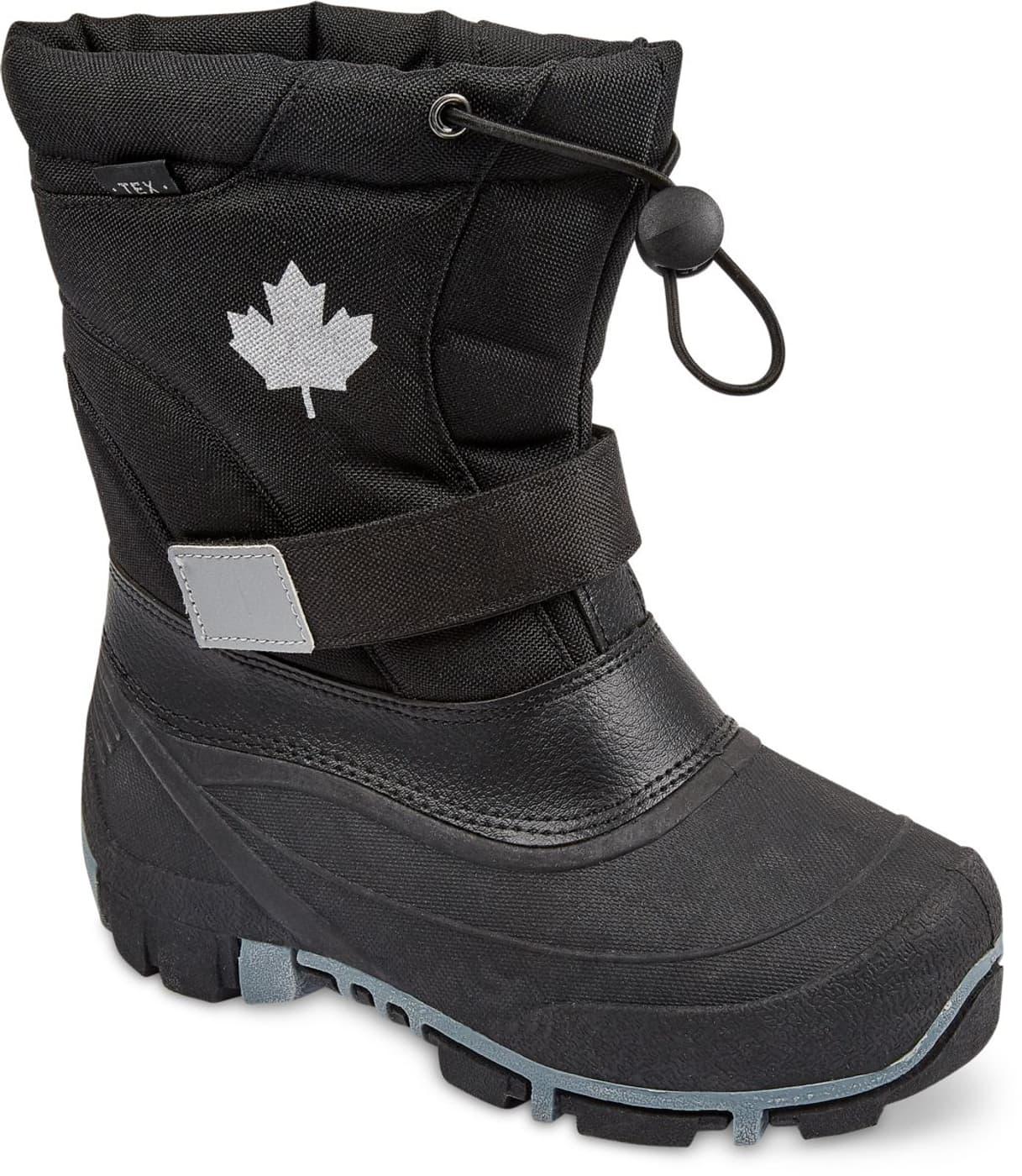 Zosyns Kinder Schuhe Winter Jungen Stiefel Leder