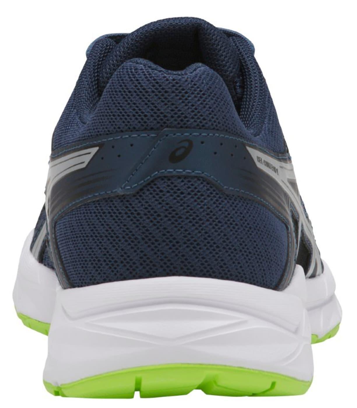 gel contend 4 homme chaussures running bleu asics