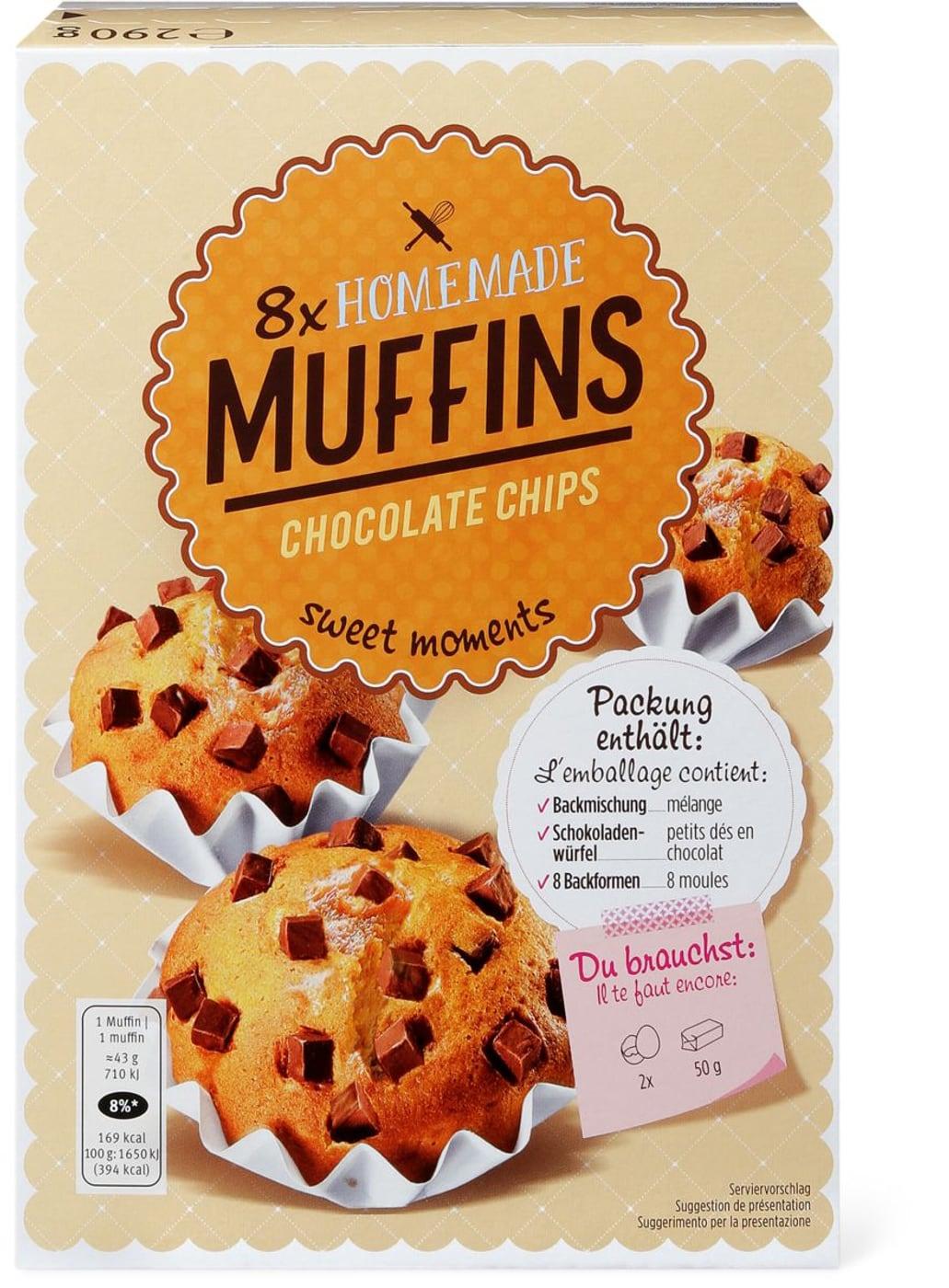 Muffins Migros