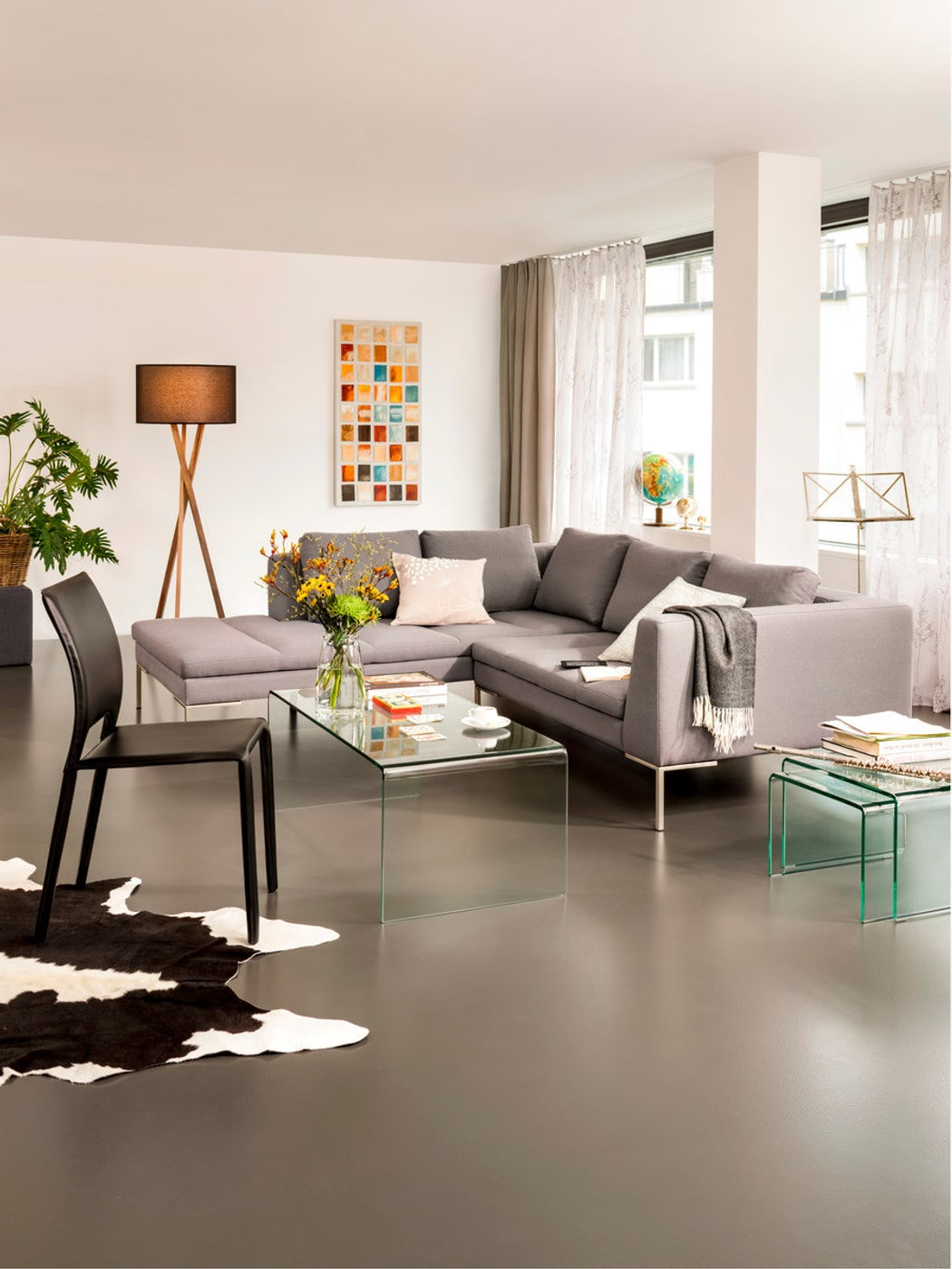 kuhhaut teppich migros. Black Bedroom Furniture Sets. Home Design Ideas