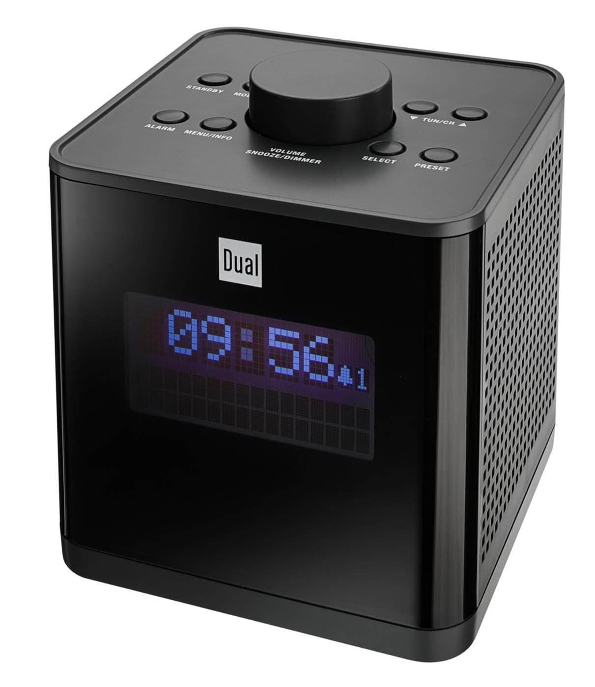 kleiner radiowecker great dab radiowecker with kleiner. Black Bedroom Furniture Sets. Home Design Ideas