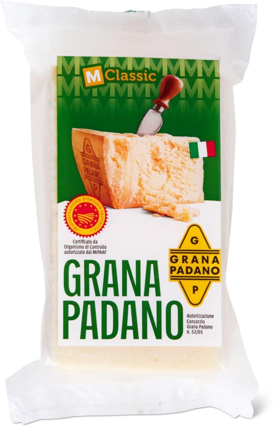 Grana Padano Nährwerte