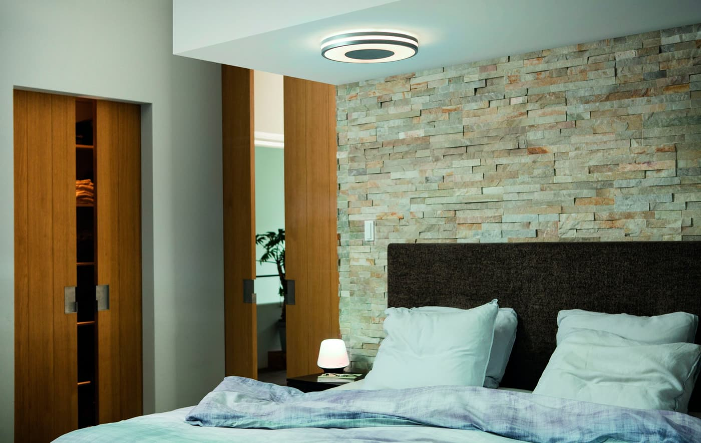 Plafoniera A Led Beign Philips Hue : Philips hue being plafoniera migros
