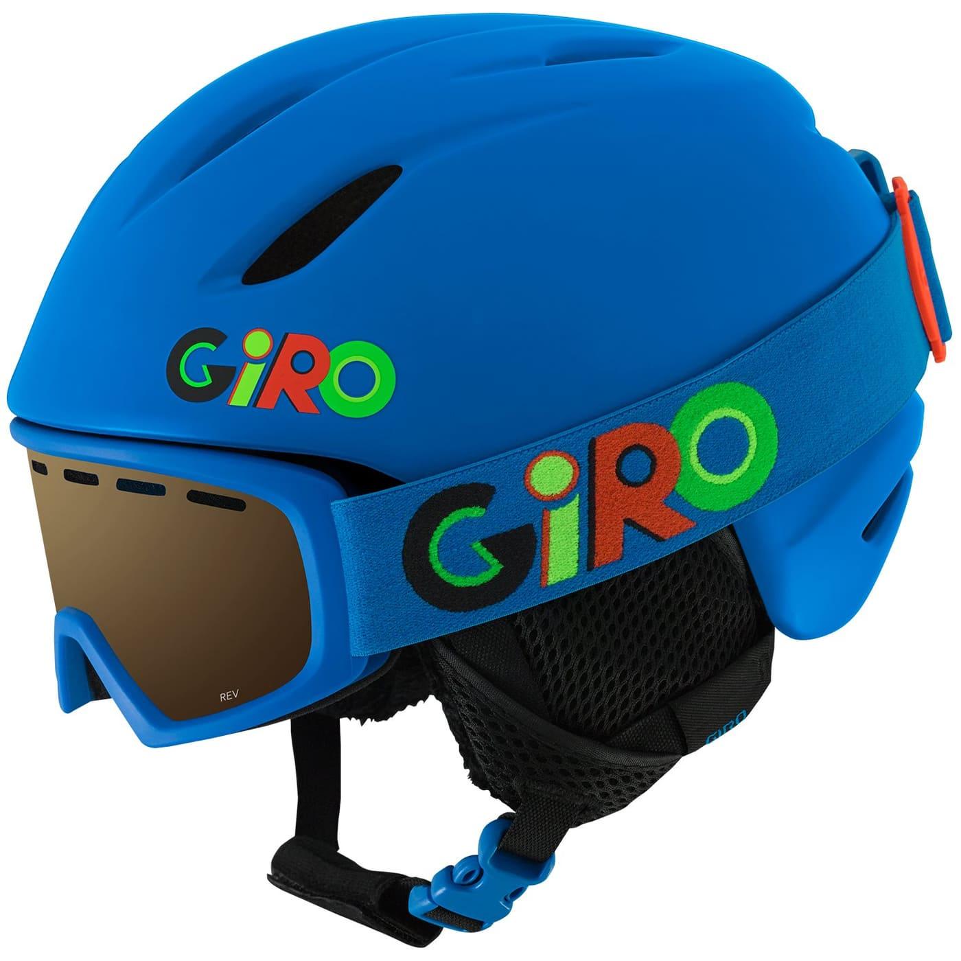 Giro Launch bo Schneesporthelm