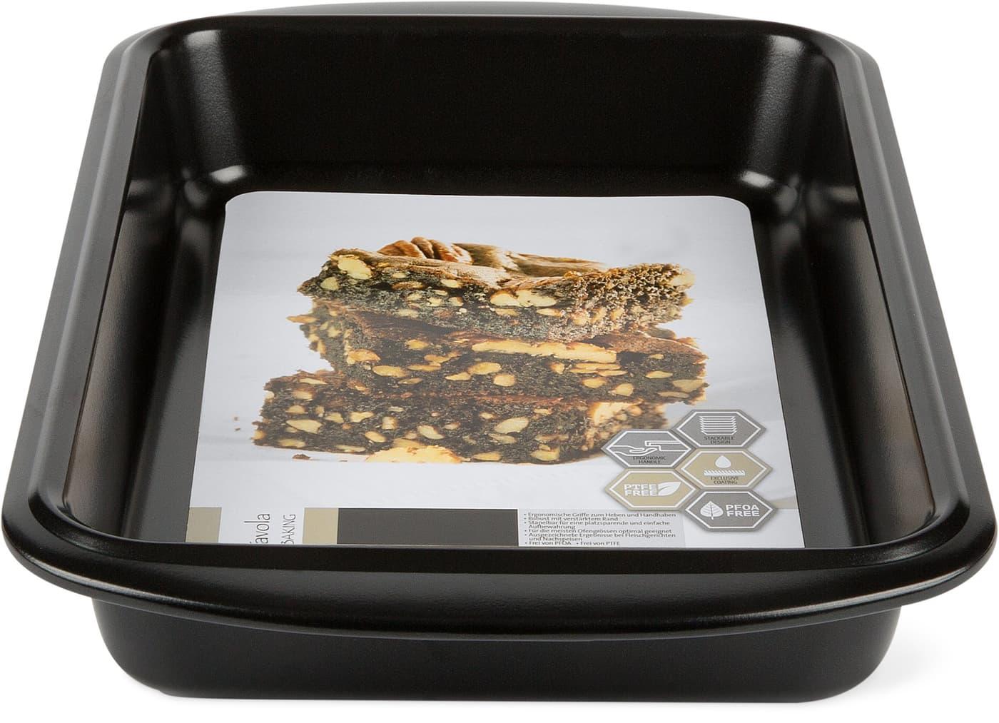 Cucina tavola cucina tavola brownies form migros for Tavola cucina