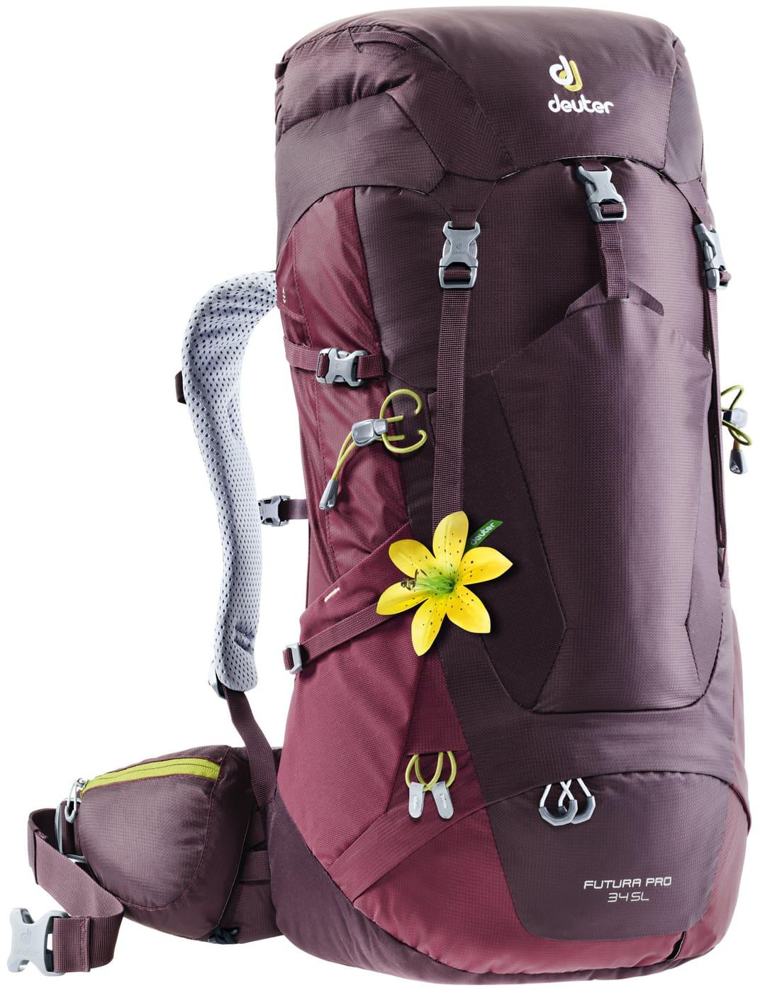 unglaubliche Preise heißer Verkauf online zuverlässige Qualität Deuter Futura Pro 34 SL Damen-Rucksack