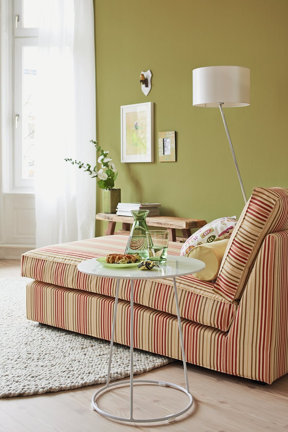 Schoner Wohnen Trendfarbe Matt Bamboo 1 L Migros