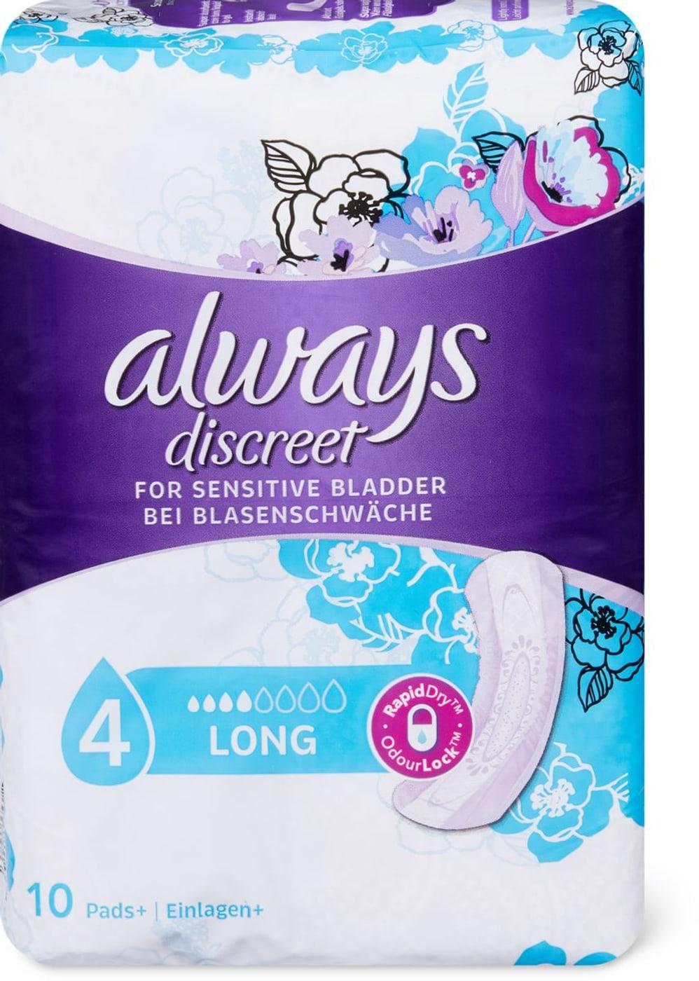 Always Ultra Night Sanitary Pads 10 Pack - Homeware Essentials