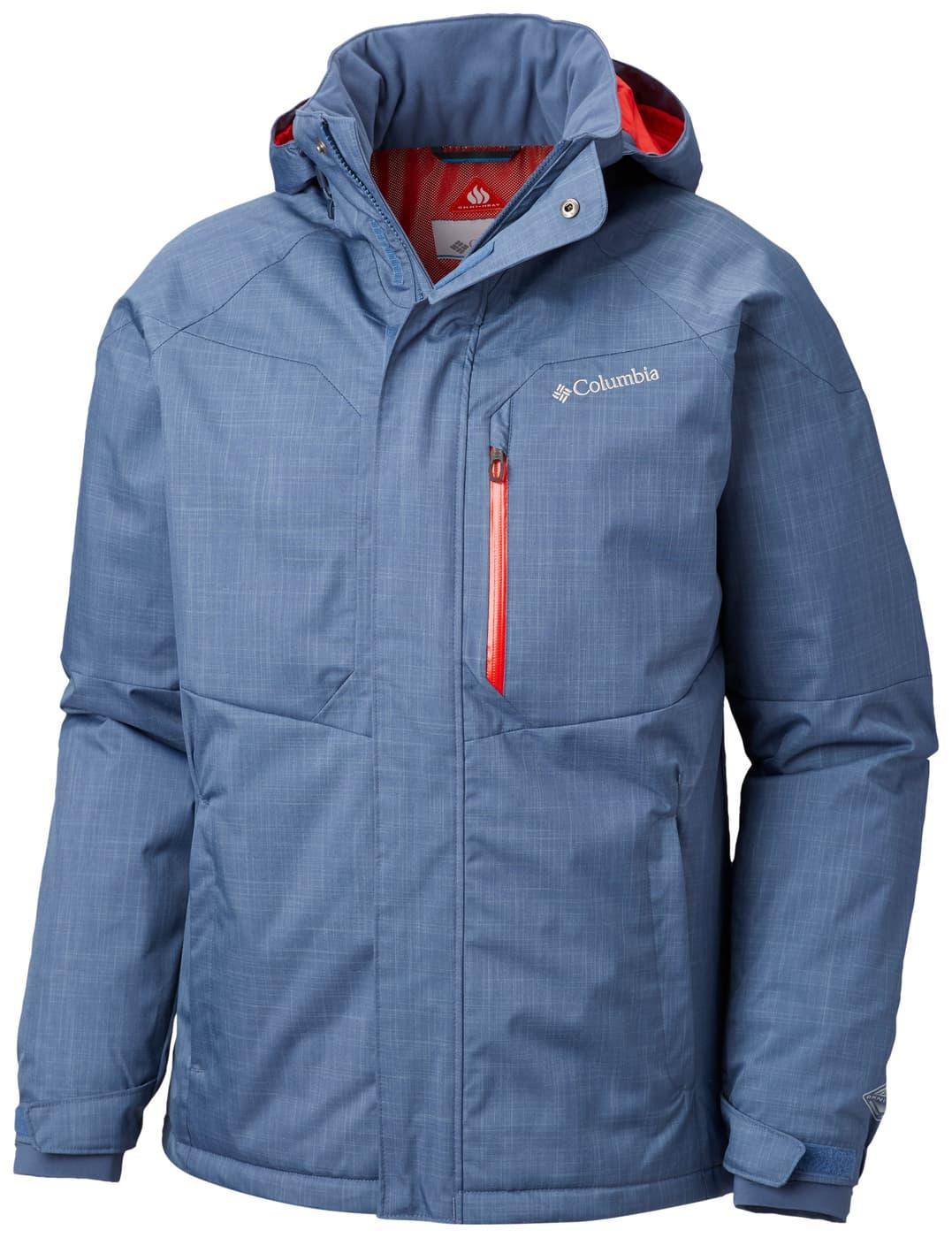 online store 38406 e92a2 Columbia Alpine Action Giacca da sci da uomo