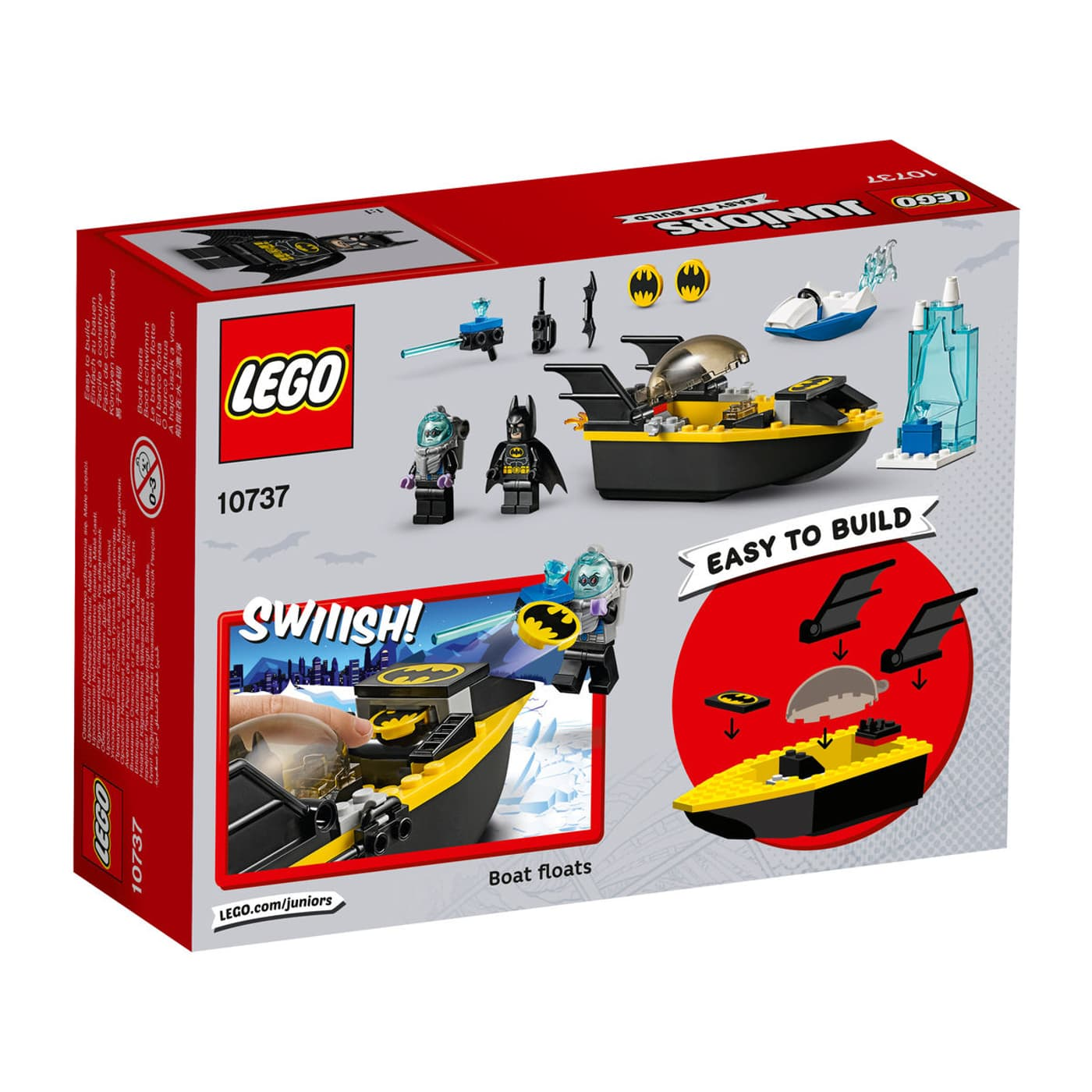 Lego juniors batman contre mr freeze 10737 migros - Jeux lego batman gratuit ...