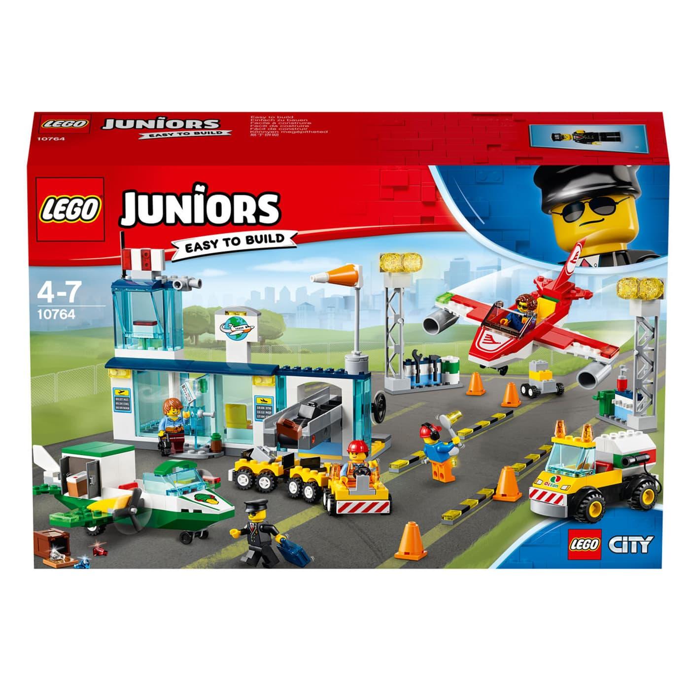 Aeroporto Lego : Lego juniors aeroporto di città migros