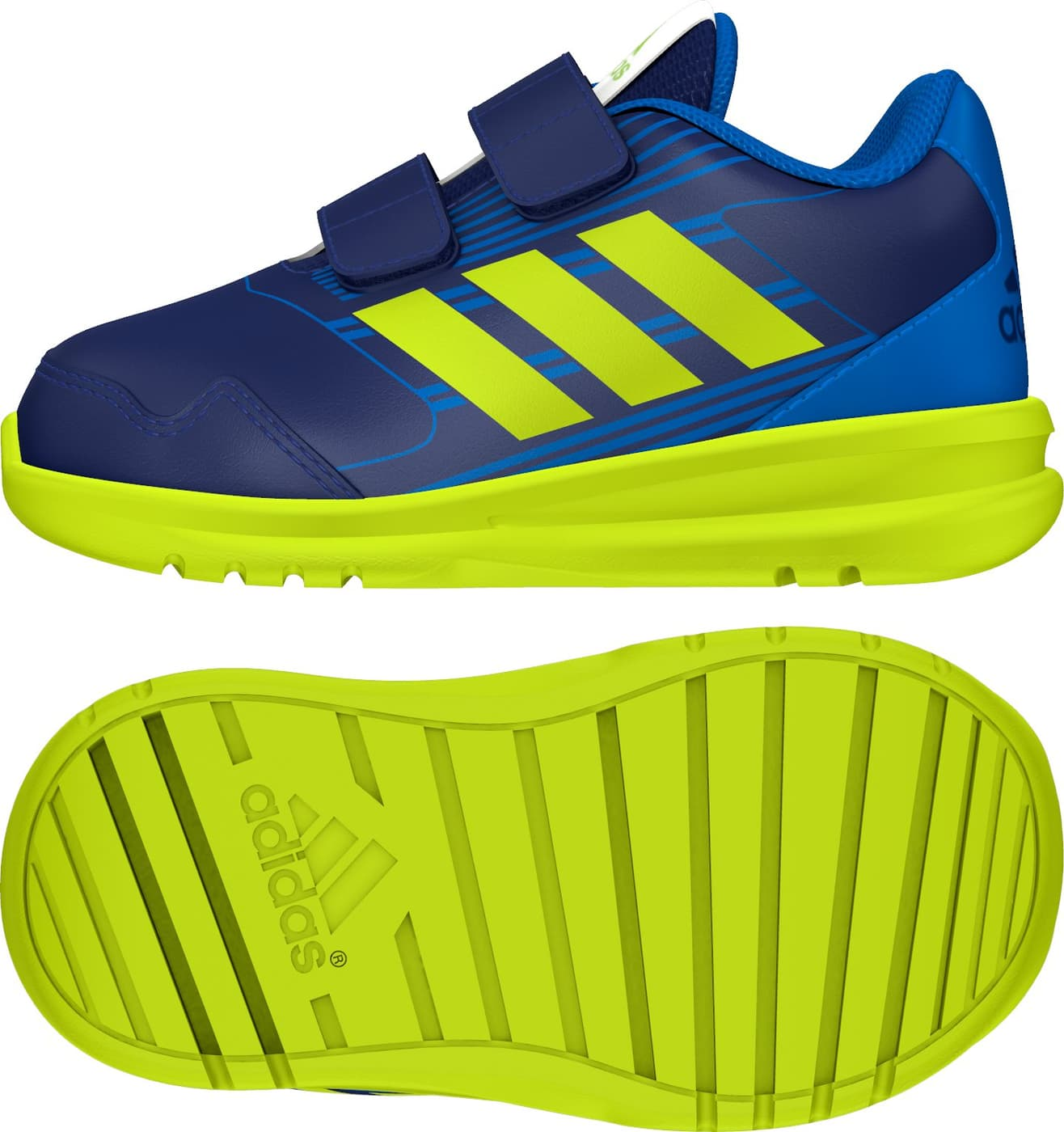 6f182334ccfd Adidas Alta Run CF Kinder-Runningschuh   Migros