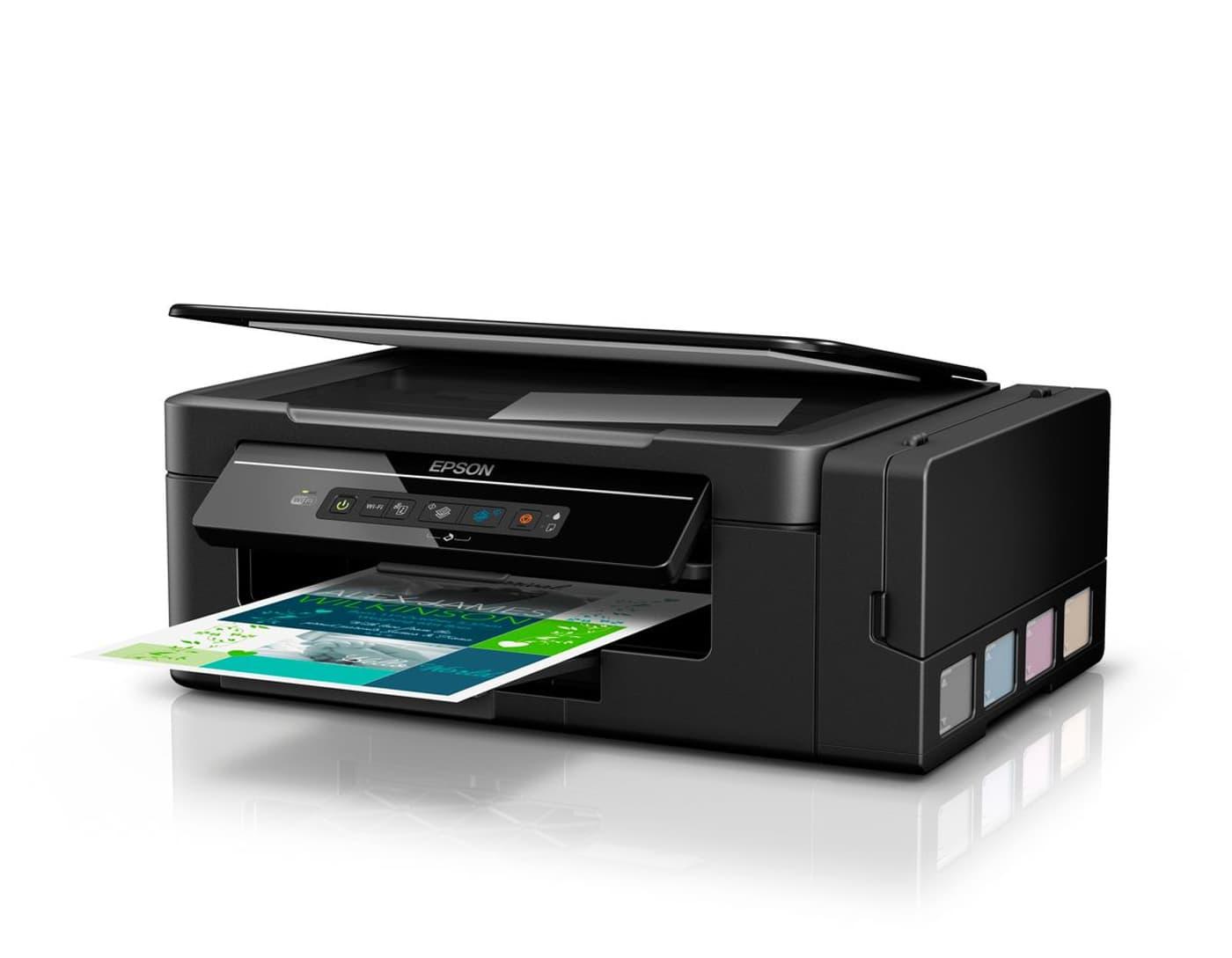 Epson ecotank et 2600 drucker scanner kopierer fr for Drucker scanner kopierer