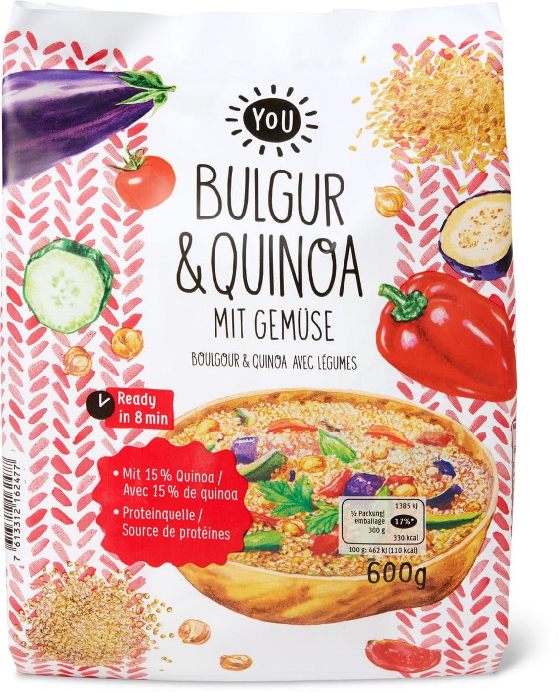 Quinoa, come cucinare e mangiare il ... - La Cucina Italiana
