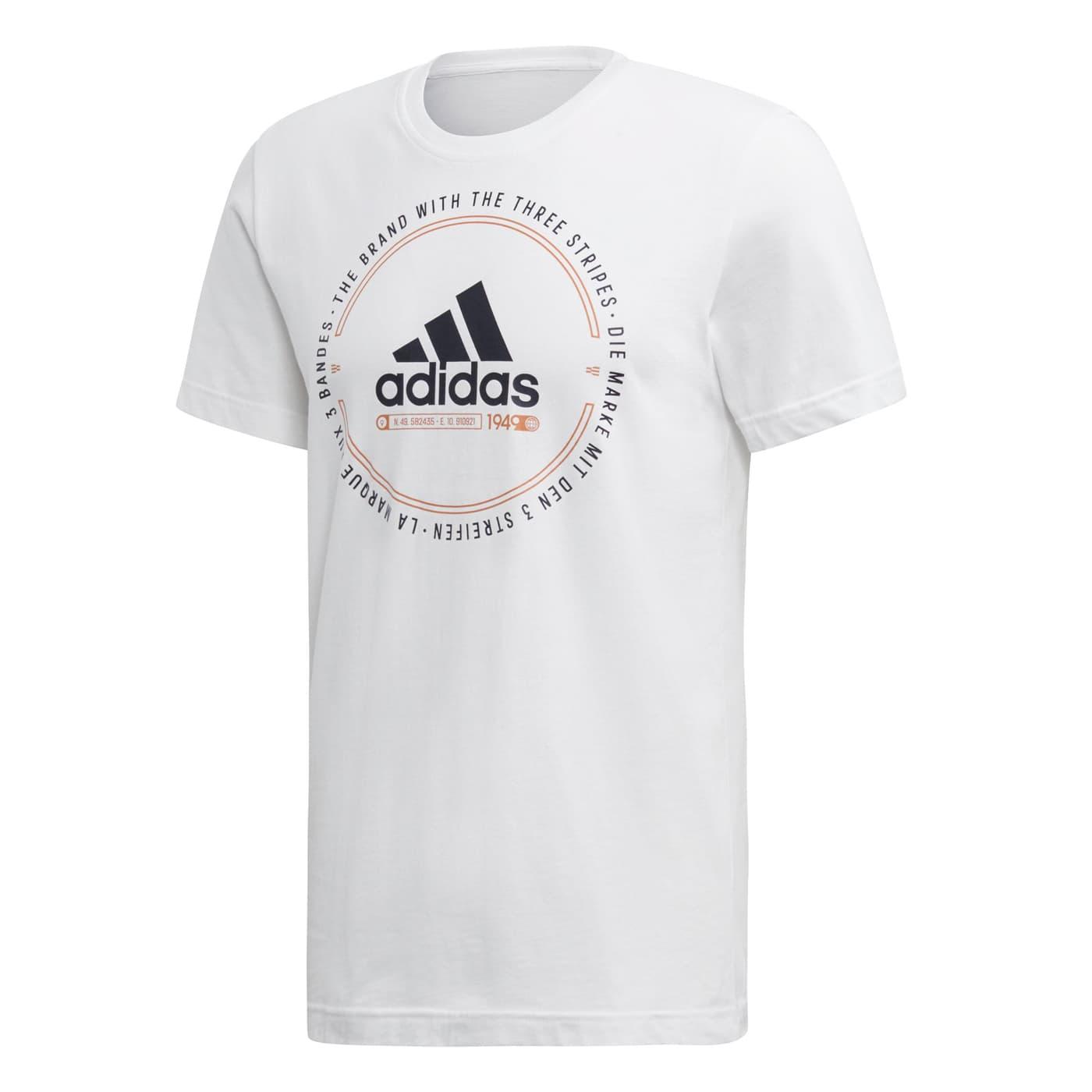 tee shirt homme marque adidas