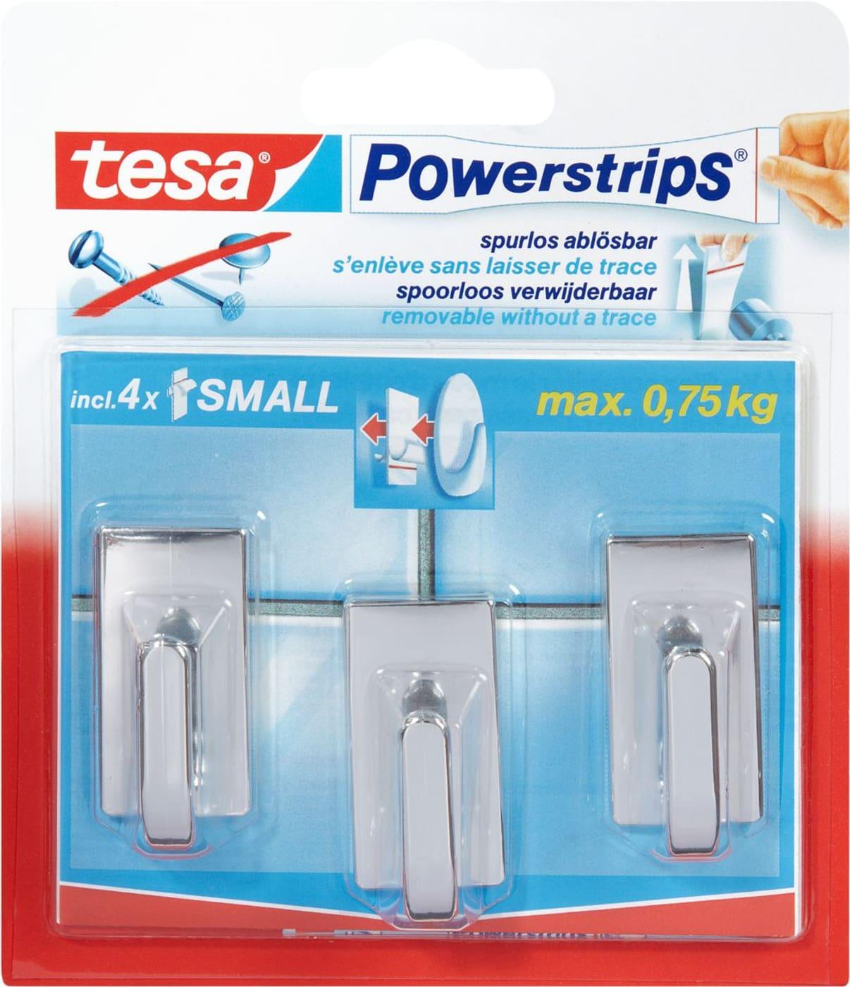 Tesa Powerstrips Haken Small Classic Migros