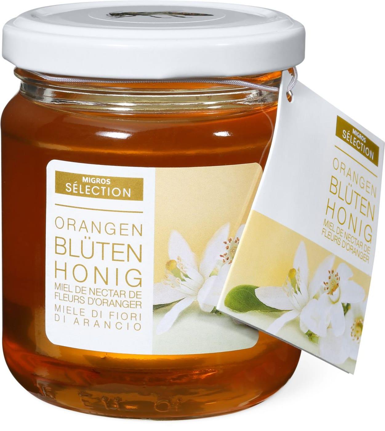 miel d'acacia migros