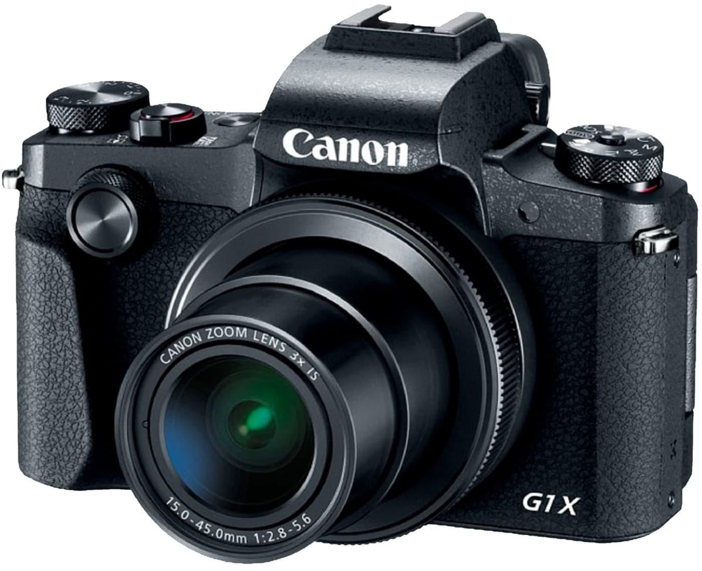 Canon Powershot G1x Mark Iii Noir Appareil Photo Compact