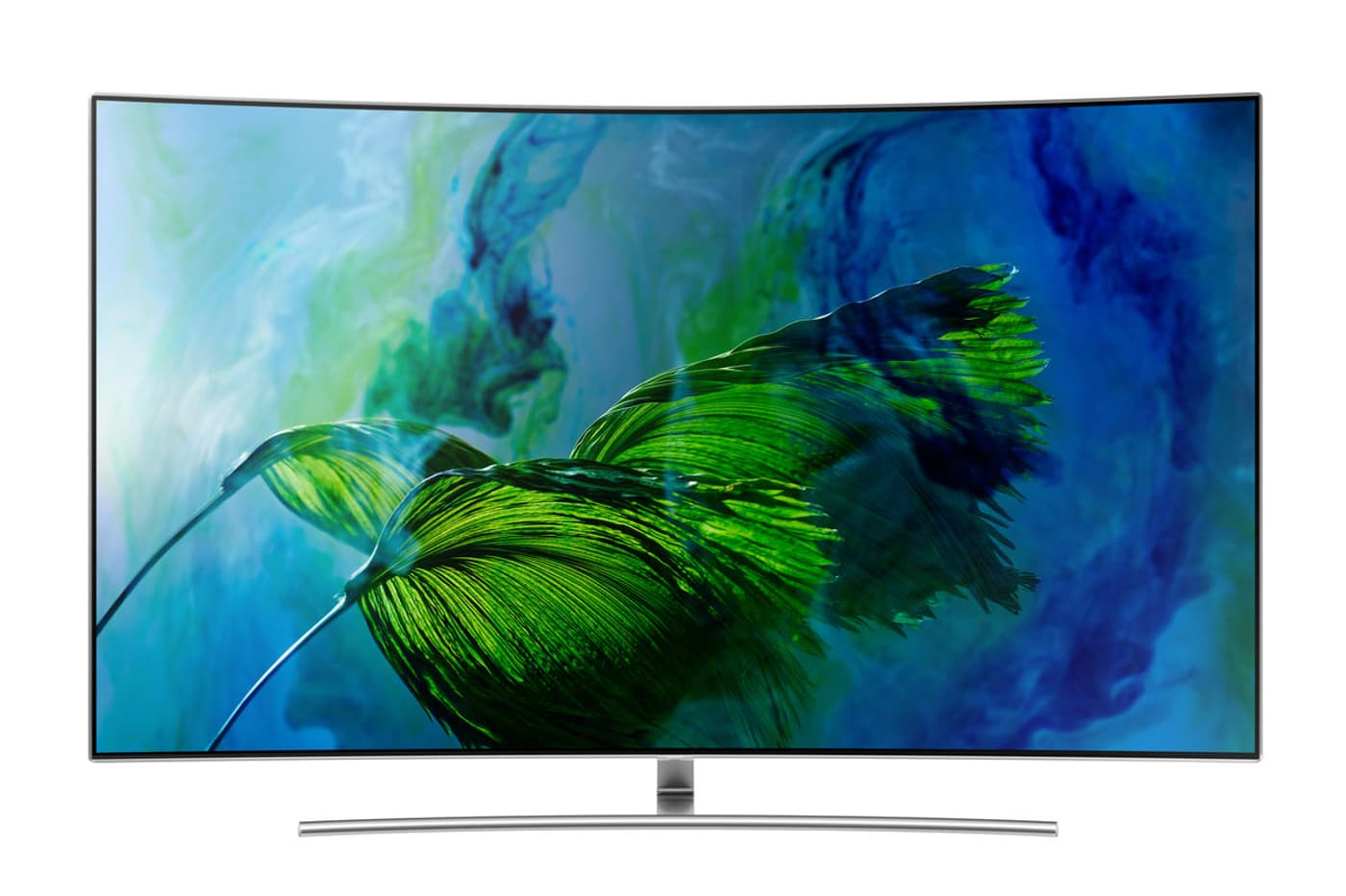 Samsung QE-55Q8C 138 cm 4K QLED TV Fernseher   Migros
