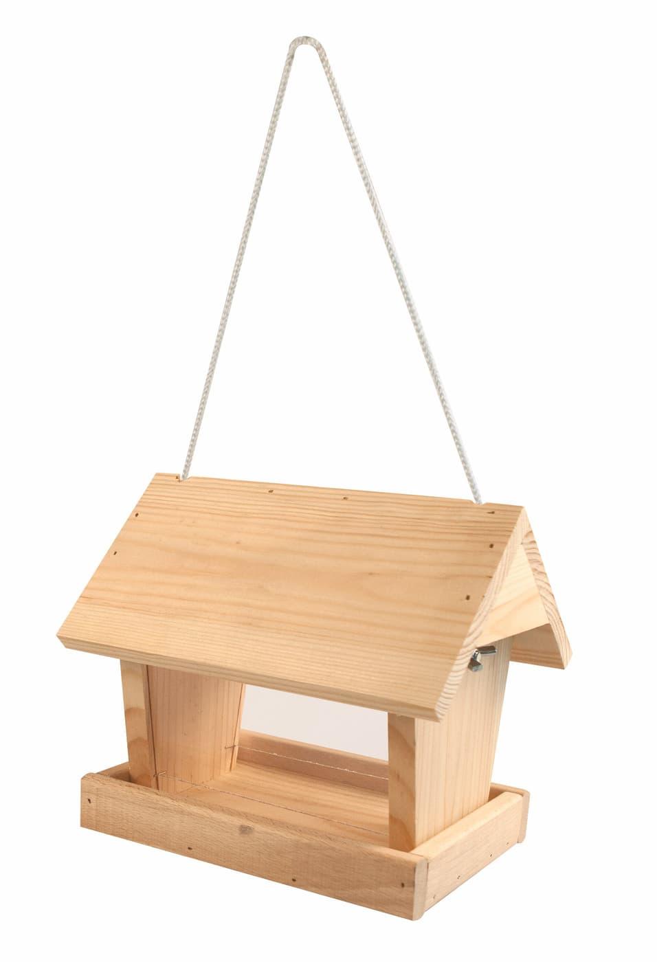 vogelhaus bausatz woodpecker migros. Black Bedroom Furniture Sets. Home Design Ideas