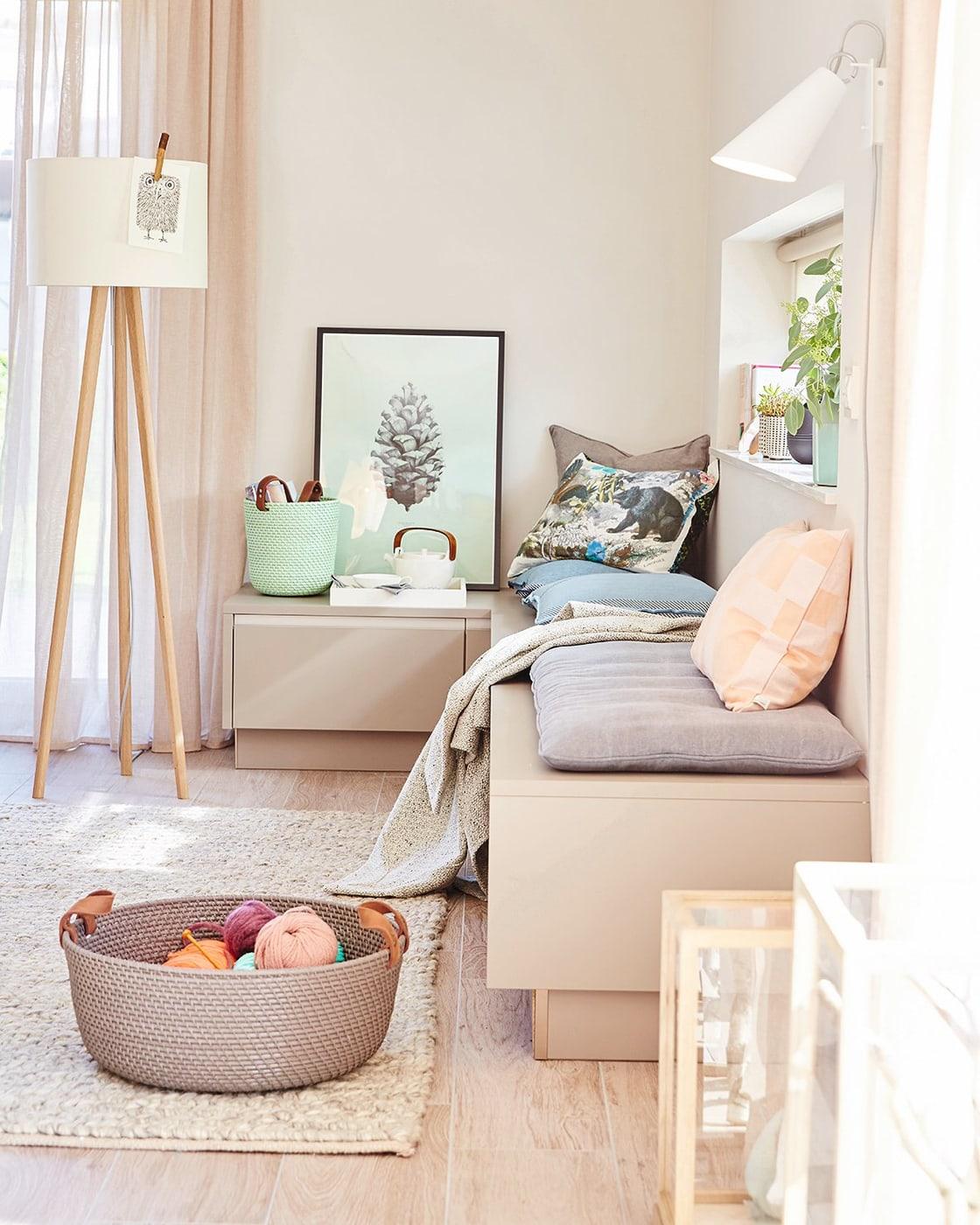Schöner Wohnen Trend Wandfarbe Matt Pearl 1 L