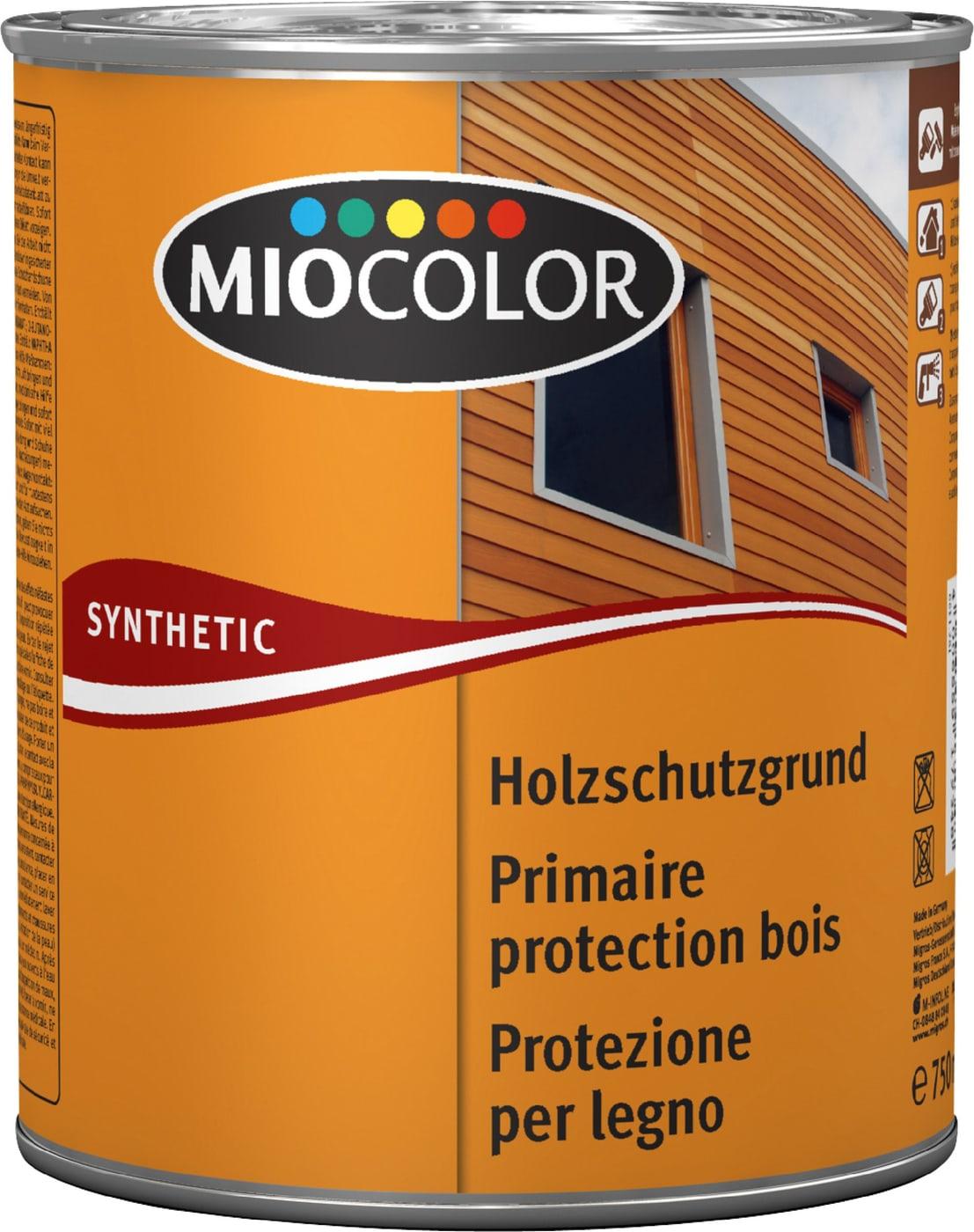 Miocolor Primaire de protection du bois Migros # Protection Du Bois
