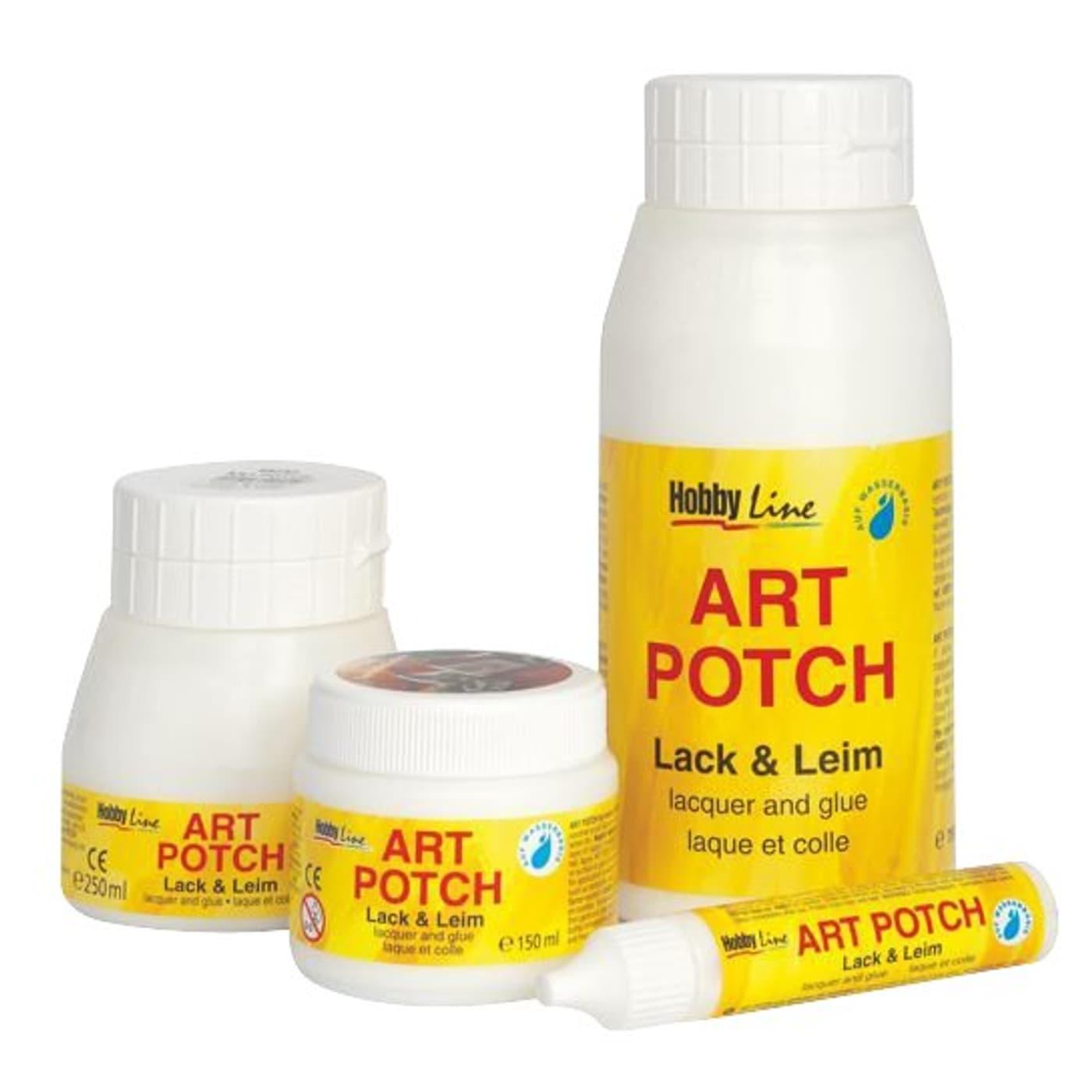 c.kreul art potch lack & leim | migros