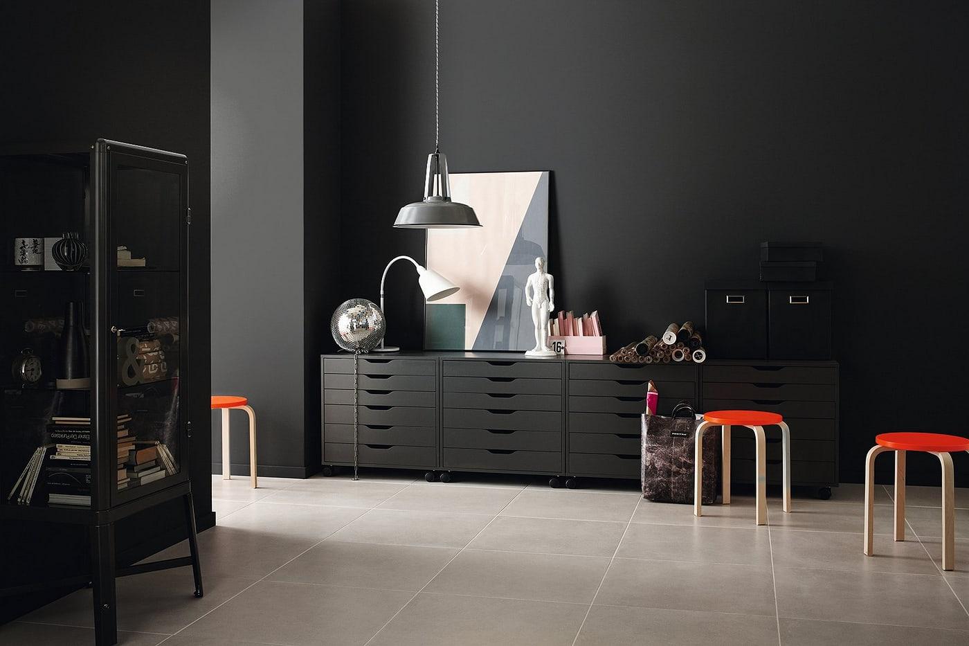 sch ner wohnen peinture tendance mate 50ml luna migros. Black Bedroom Furniture Sets. Home Design Ideas