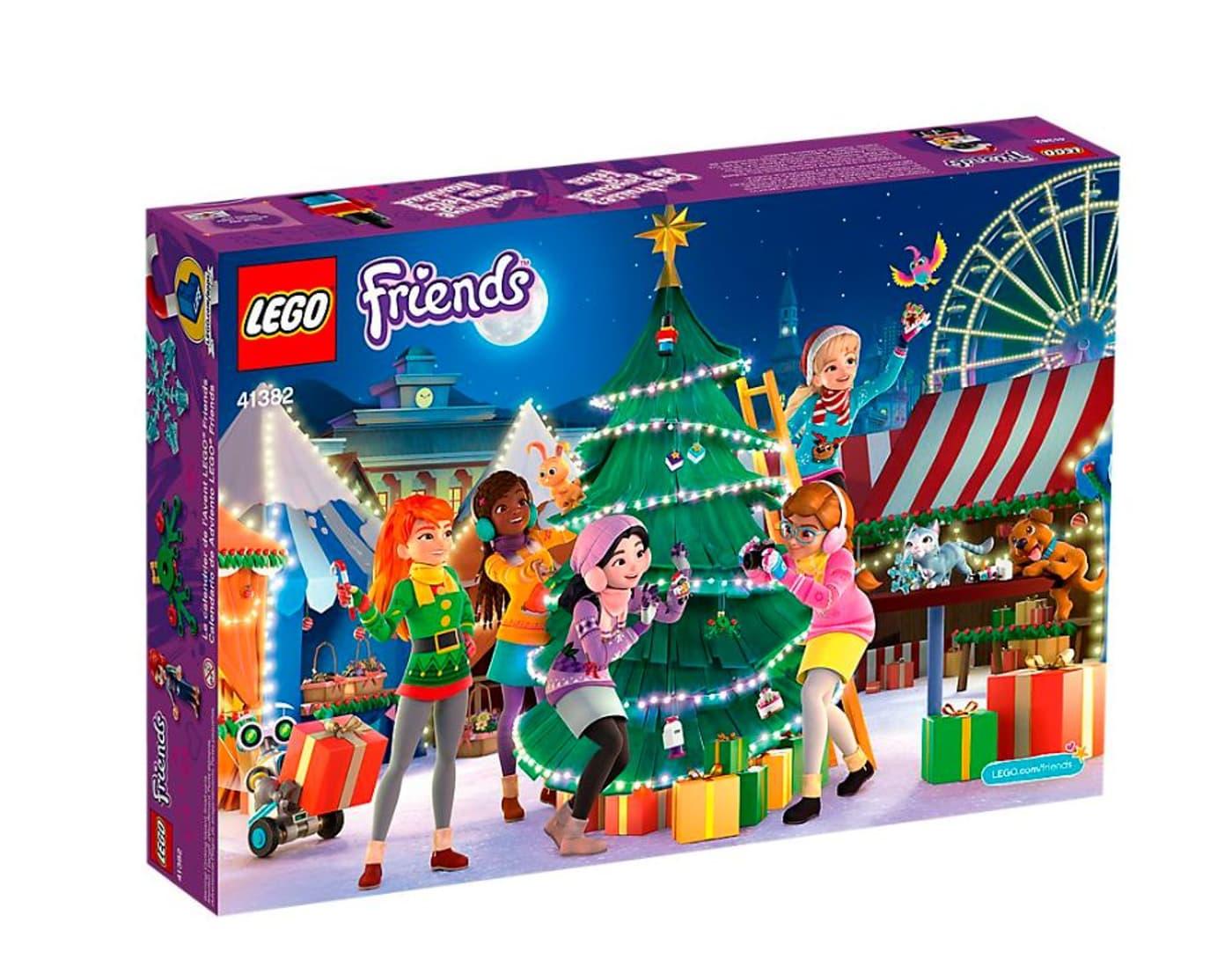 Lego Friends Calendrier De L Avent.Migros Calendrier De L Avent Lego Friends