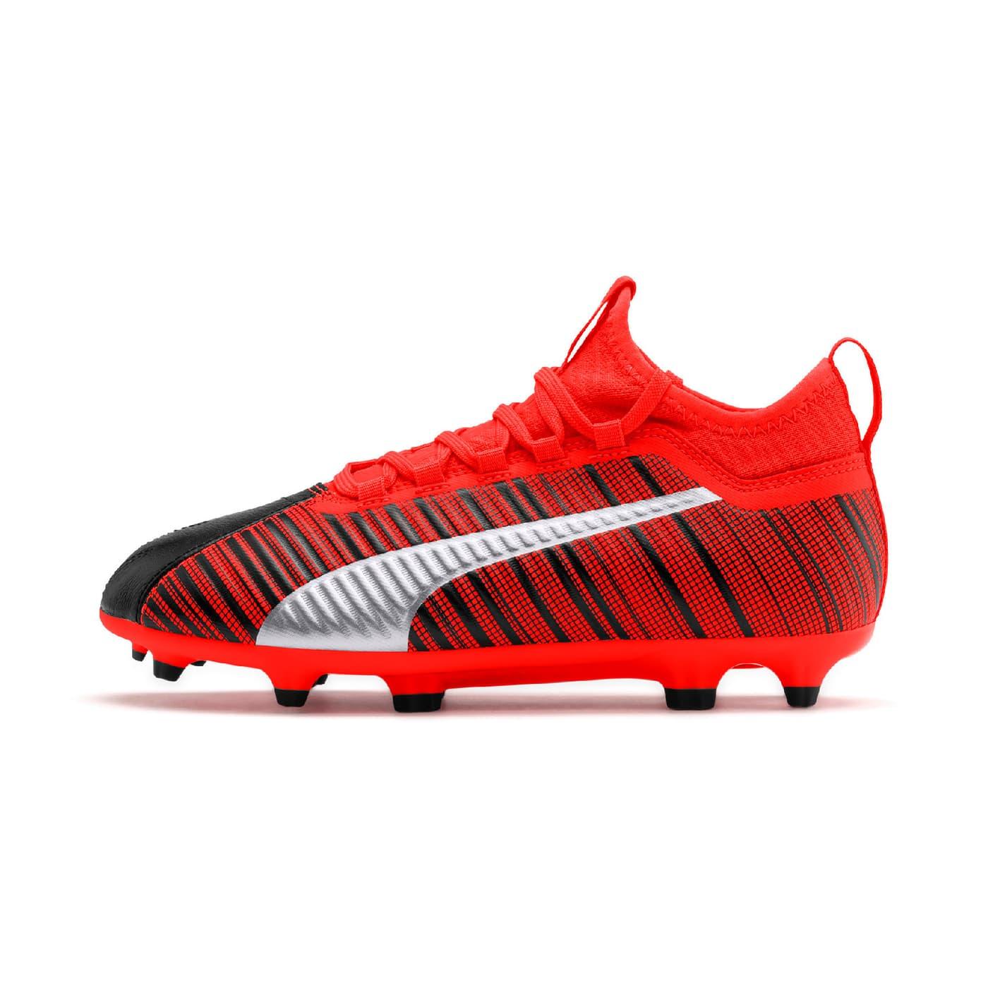 Puma One 5.3 FGAG Chaussures de football pour enfant