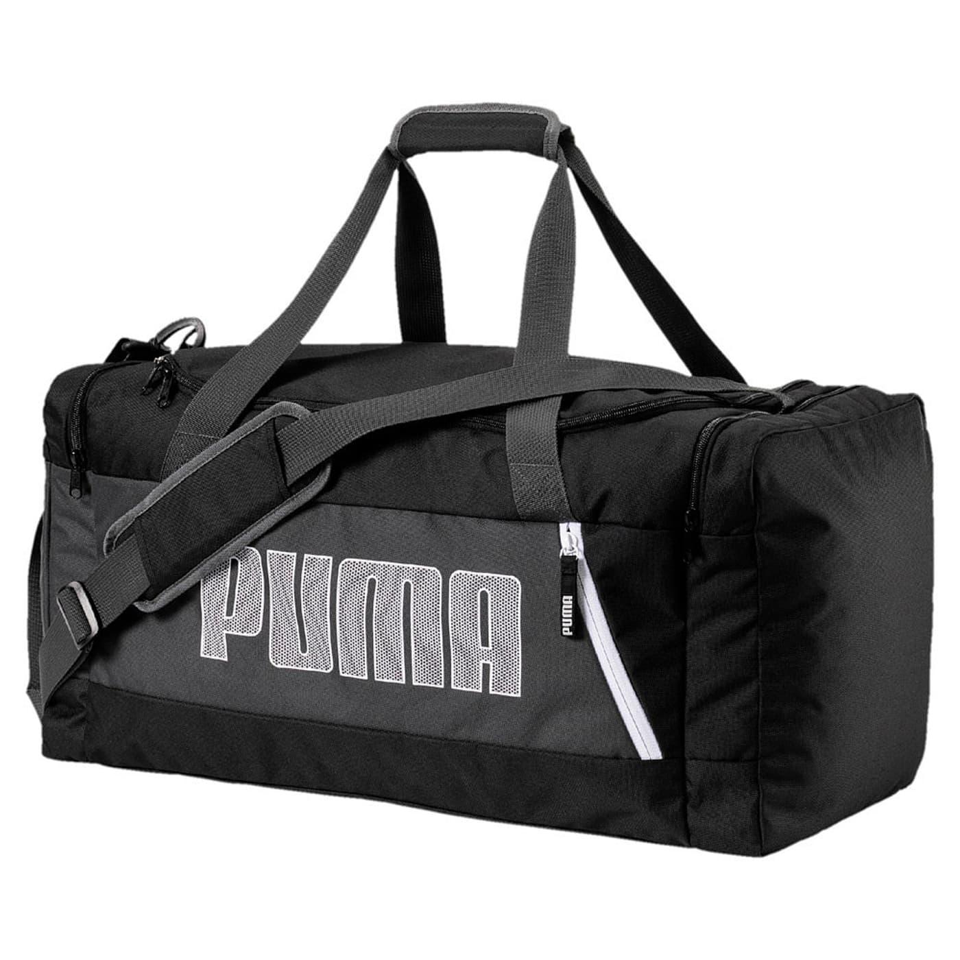 f9674449d53d8 Puma Fundamentals Sports Bag M II Sporttasche