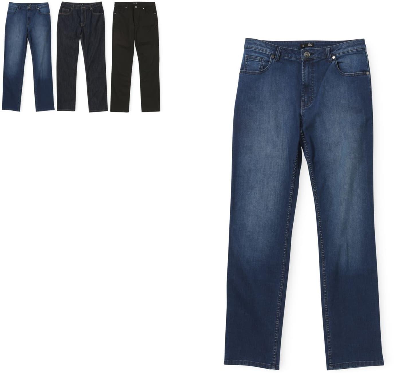 Top Marken feine handwerkskunst Neuankömmlinge Damen Jeans TINA Regular Fit Dunkelblau