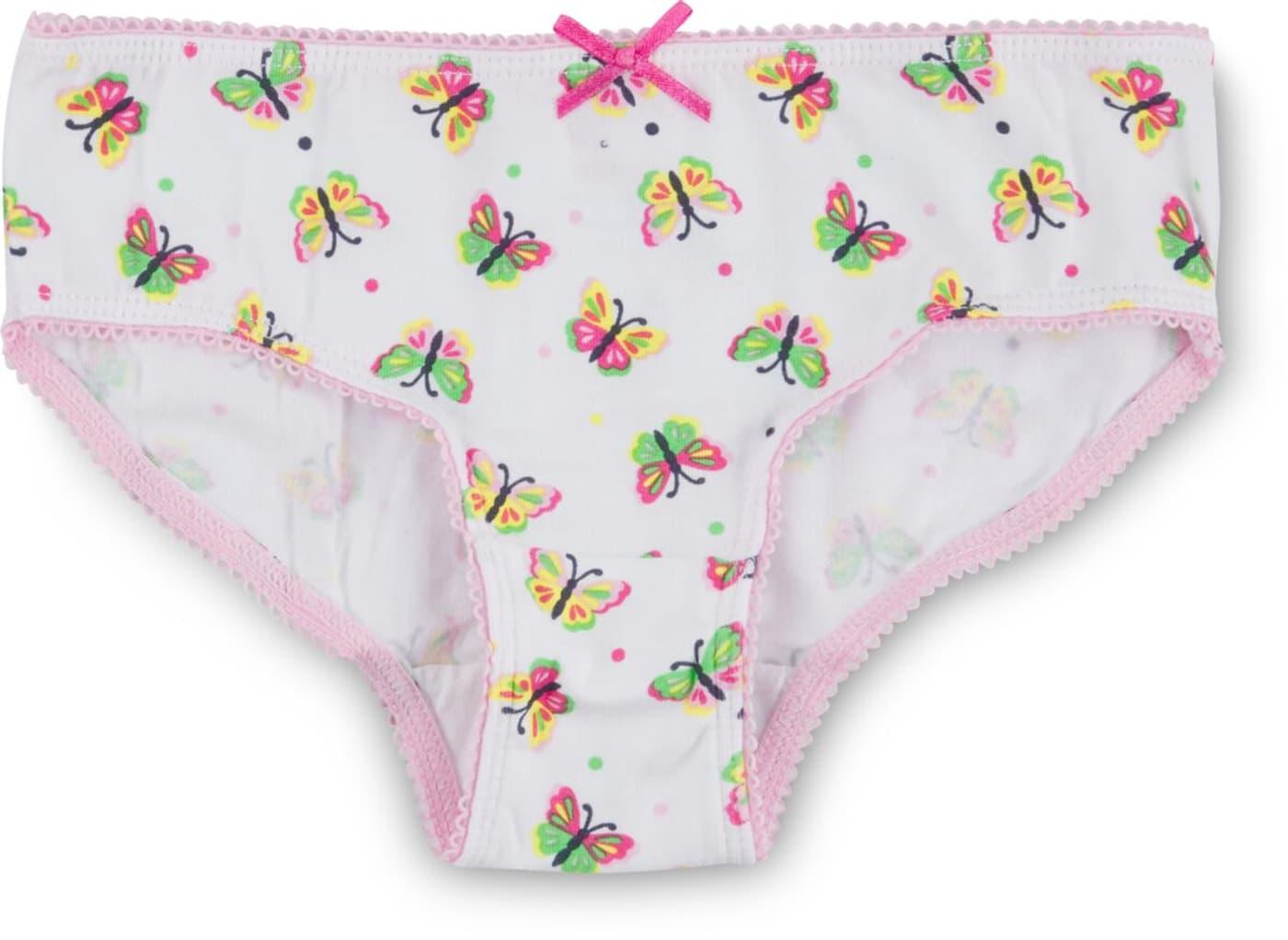 Kids Mädchen Slip 5 teilig Unterwäsche | Migros
