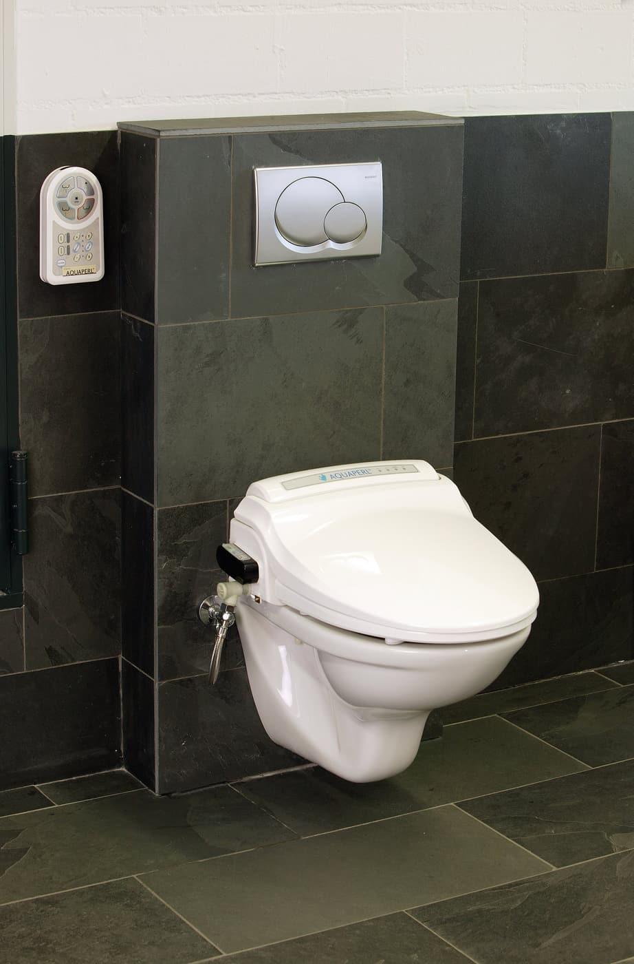 do it garden dusch wc sitz aquaperl mit fernbedienung migros. Black Bedroom Furniture Sets. Home Design Ideas