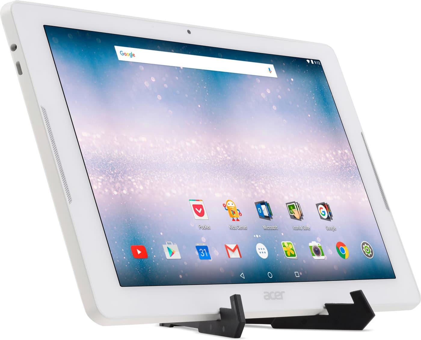 acer iconia one 10 b3 a40 k80c tablet migros. Black Bedroom Furniture Sets. Home Design Ideas