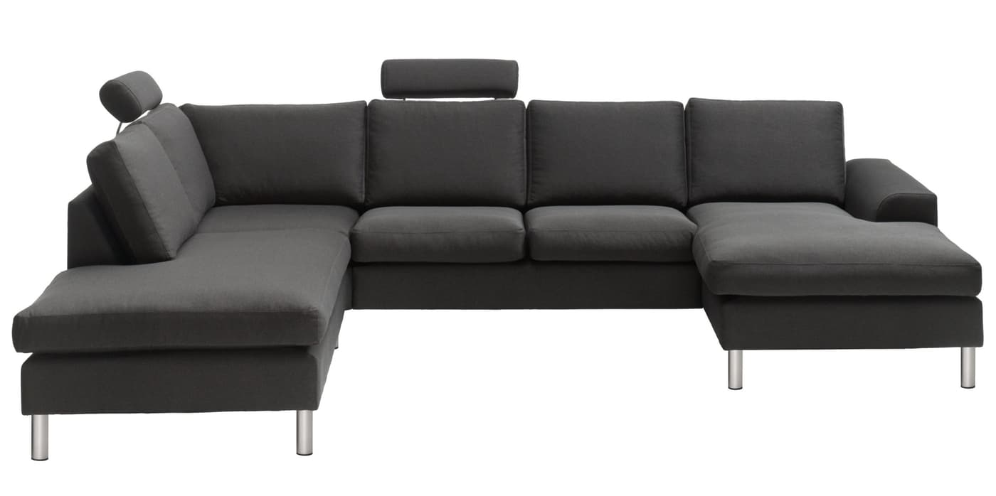 diener sofa u form migros. Black Bedroom Furniture Sets. Home Design Ideas